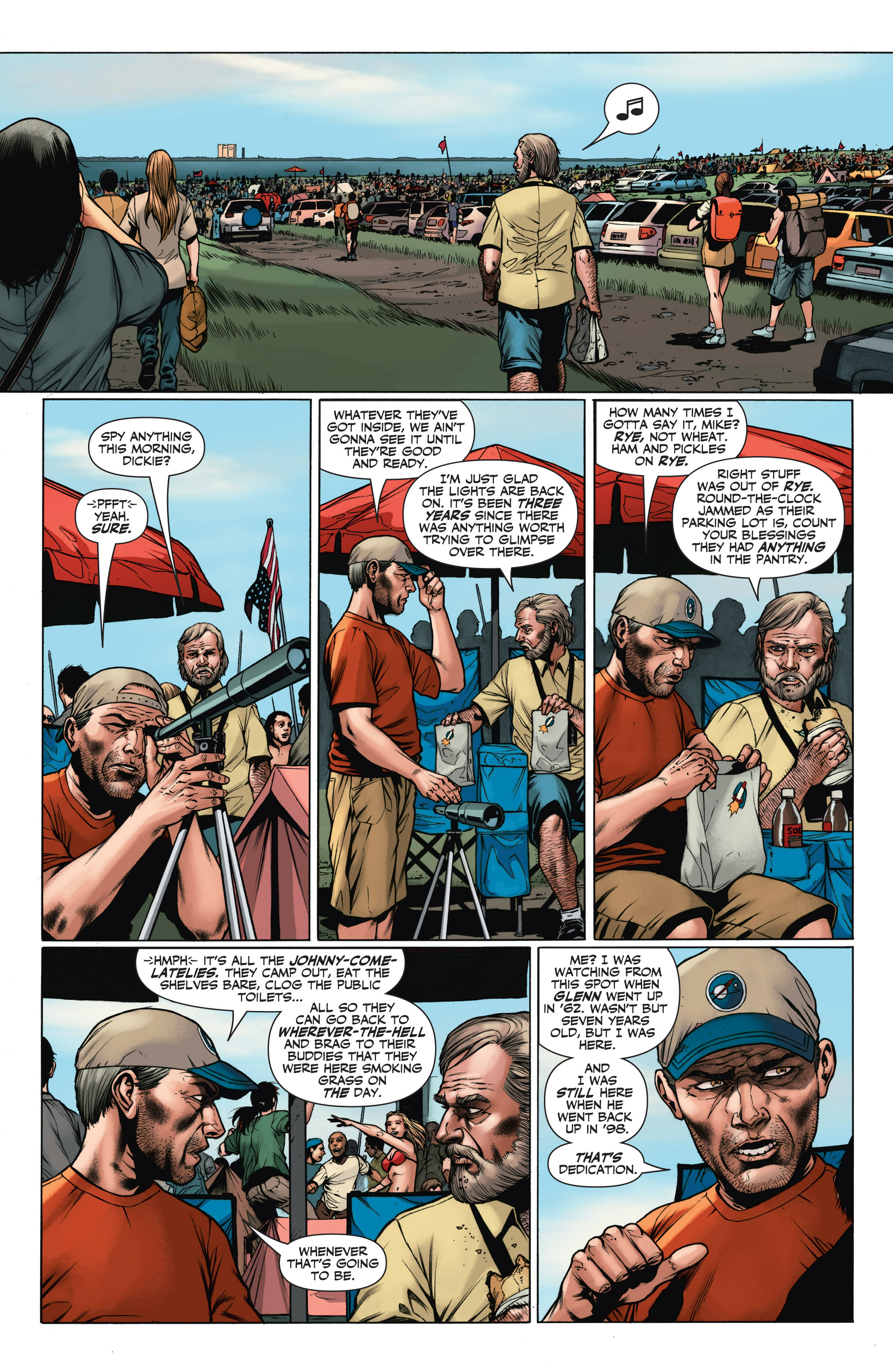 Read online Armor Hunters: Aftermath comic -  Issue # Full - 4