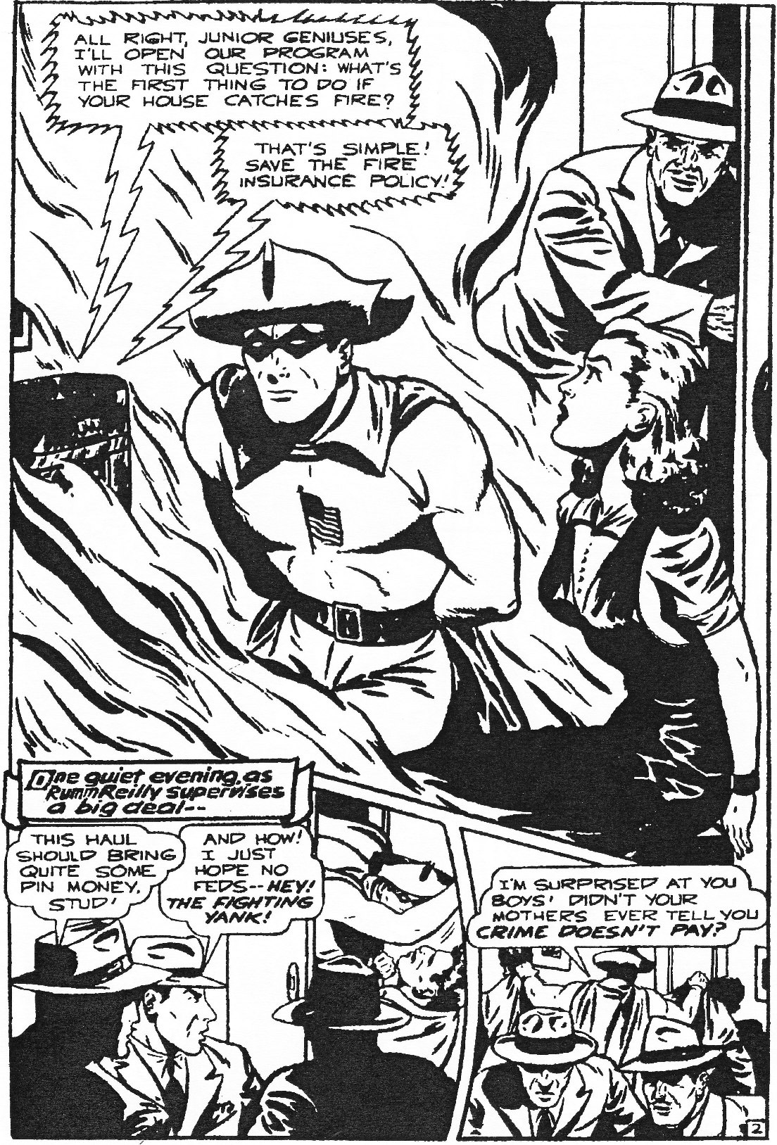 Read online Men of Mystery Comics comic -  Issue #84 - 36