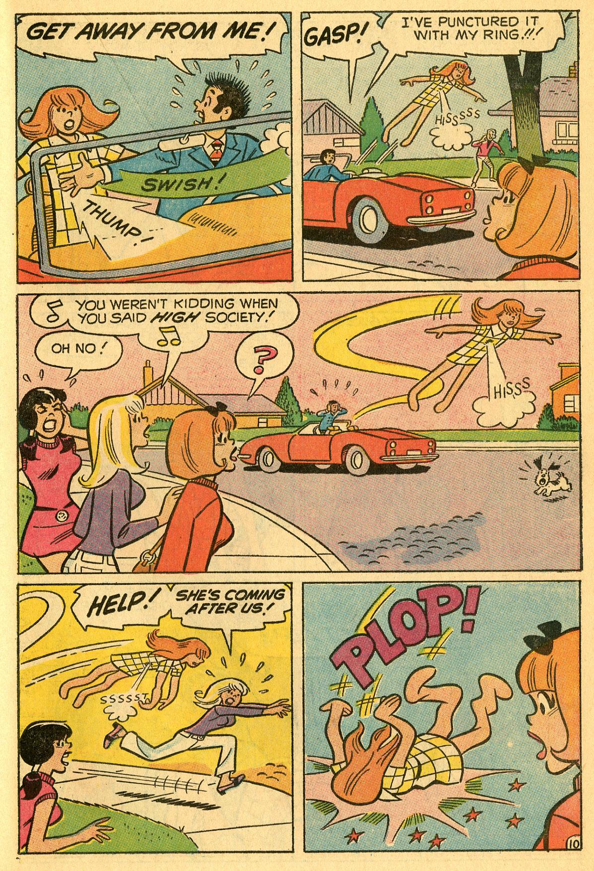 Read online She's Josie comic -  Issue #47 - 23