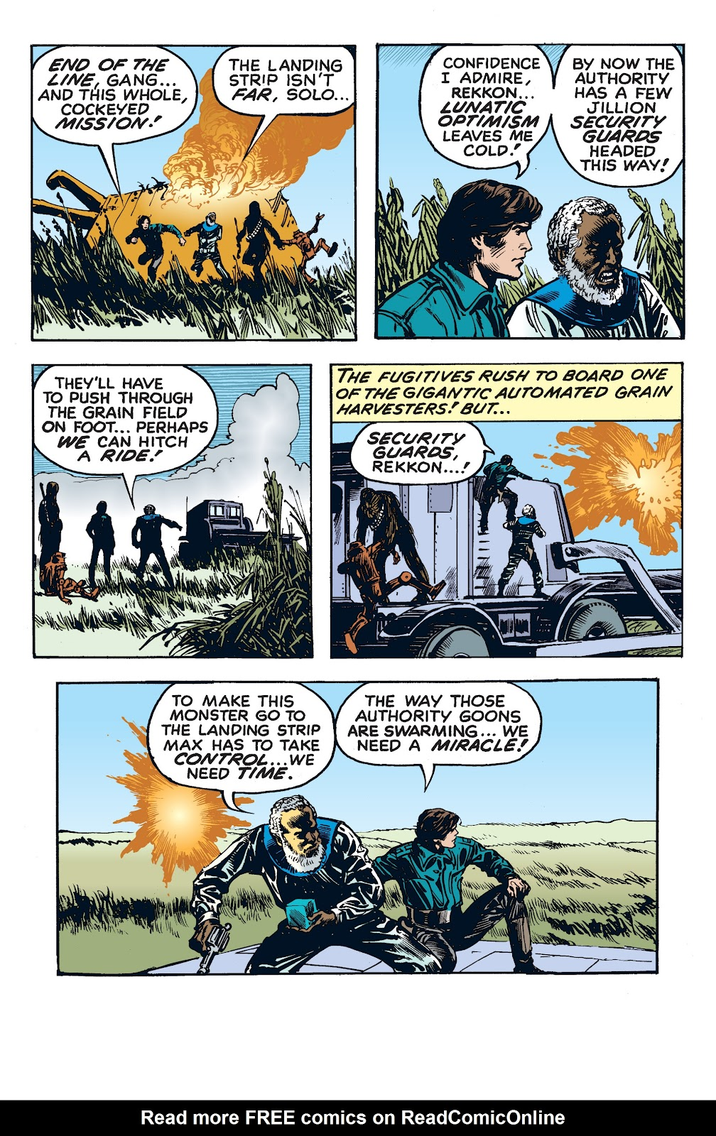 Read online Star Wars Legends: The Newspaper Strips - Epic Collection comic -  Issue # TPB (Part 4) - 35