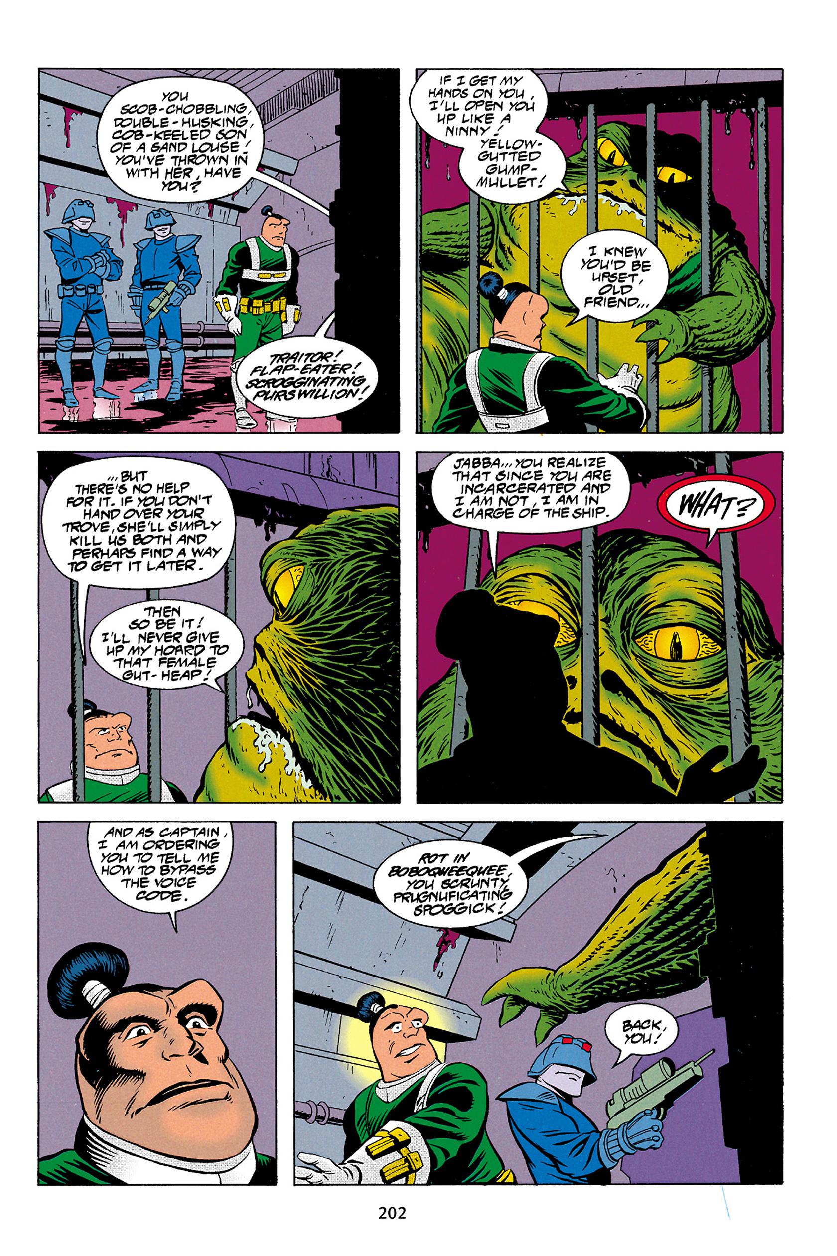 Read online Star Wars Omnibus comic -  Issue # Vol. 30 - 199