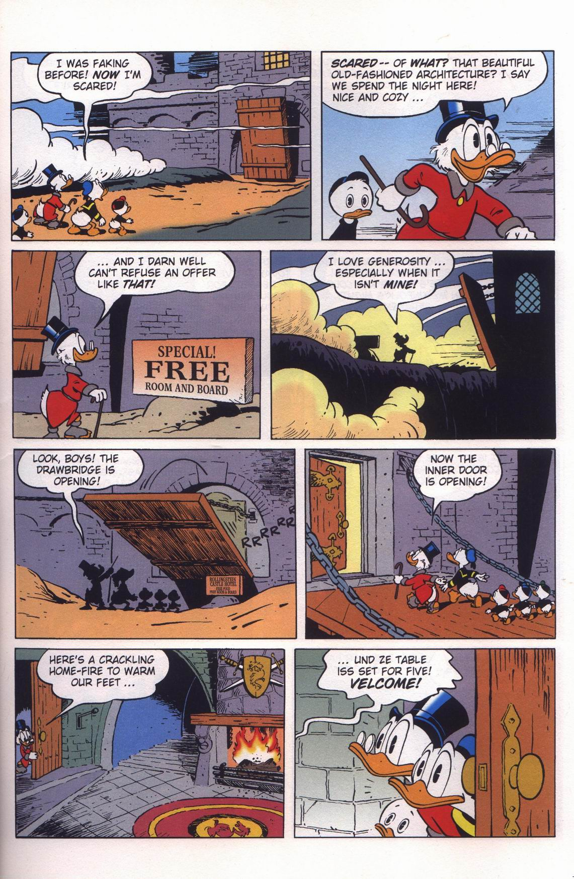 Read online Uncle Scrooge (1953) comic -  Issue #313 - 17