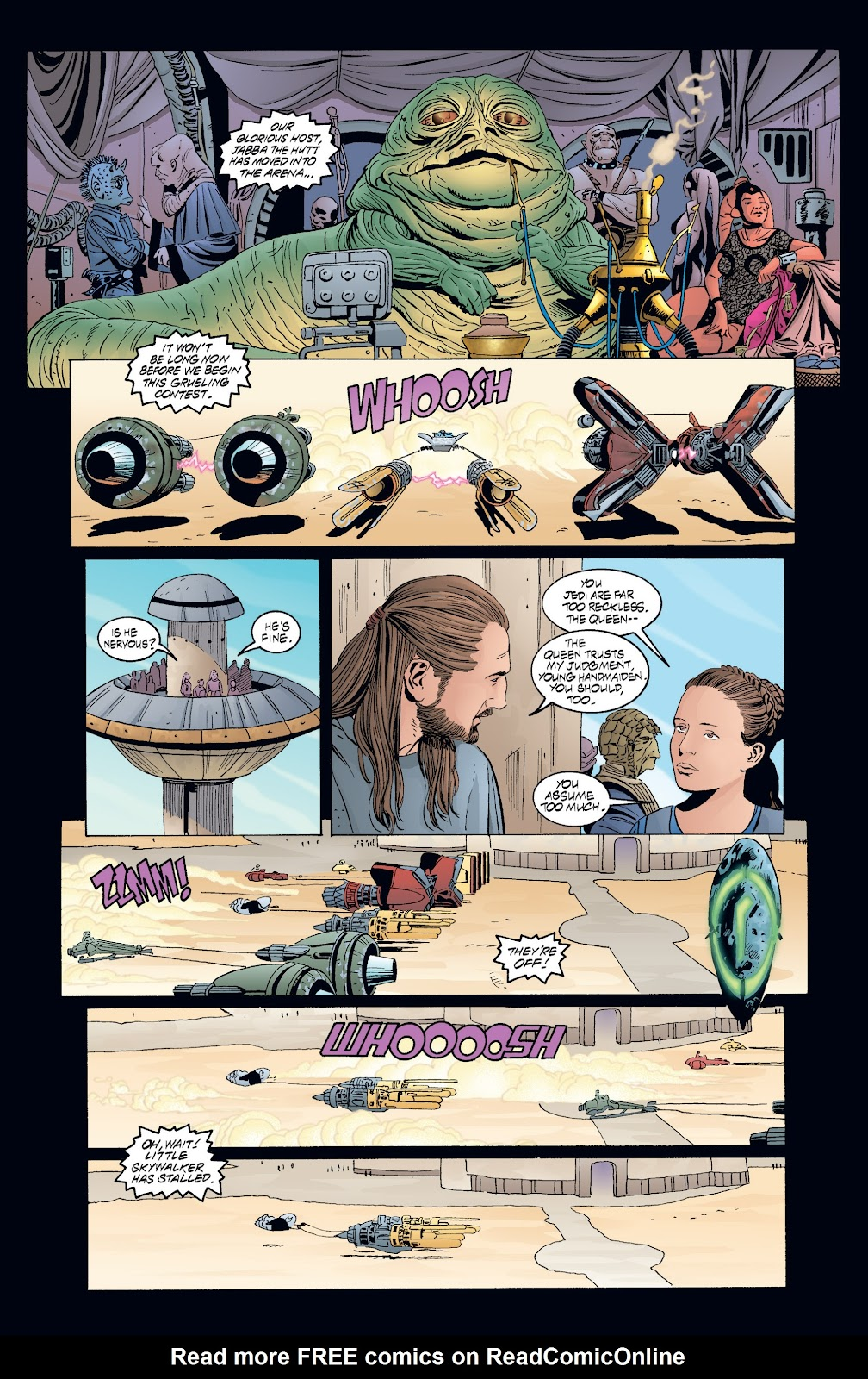 Read online Star Wars Legends: Rise of the Sith - Epic Collection comic -  Issue # TPB 2 (Part 3) - 84