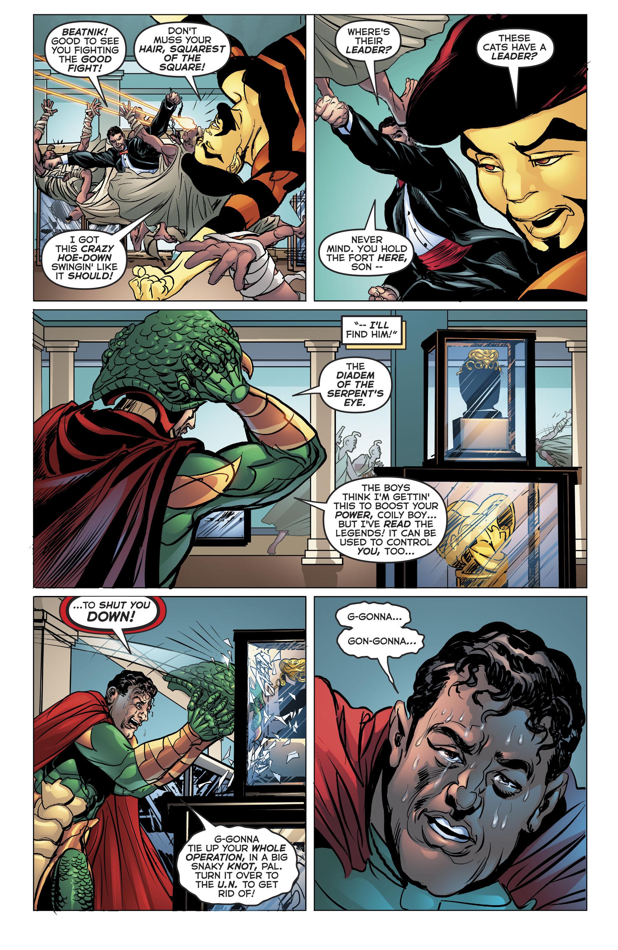 Read online Astro City comic -  Issue #43 - 20