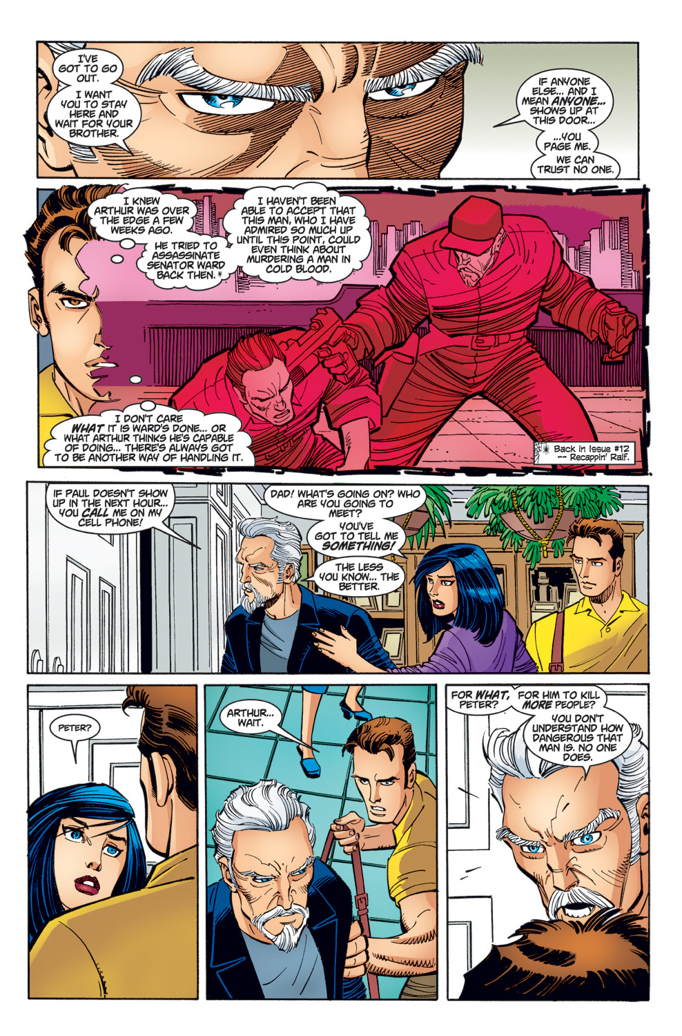 The Amazing Spider-Man (1999) 22 Page 7