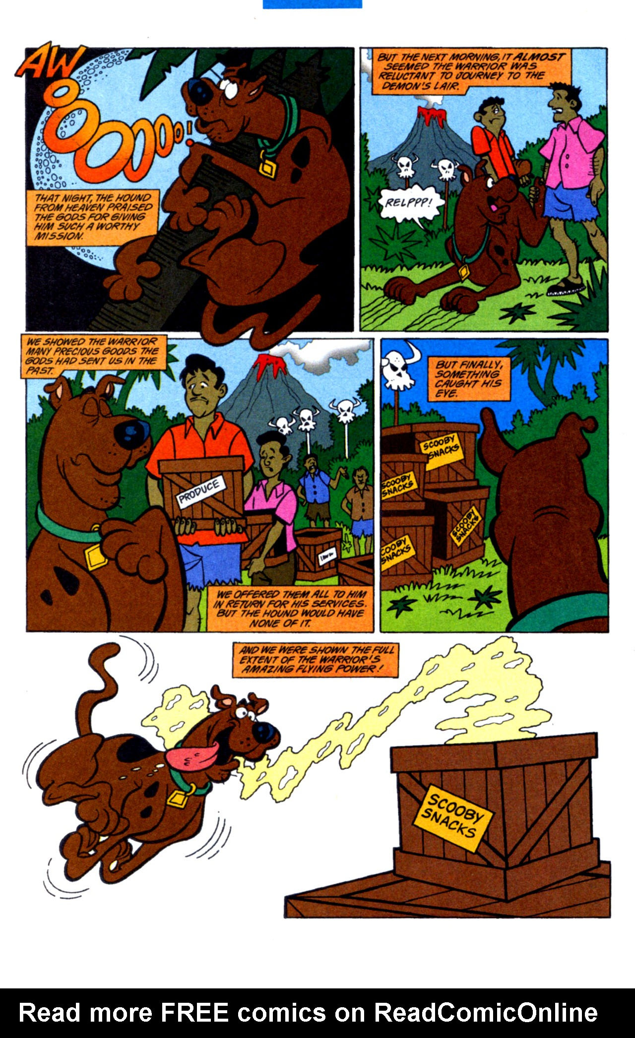 Read online Scooby-Doo (1997) comic -  Issue #15 - 26