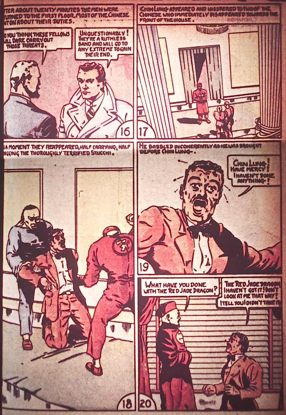 Read online Detective Comics (1937) comic -  Issue #7 - 25