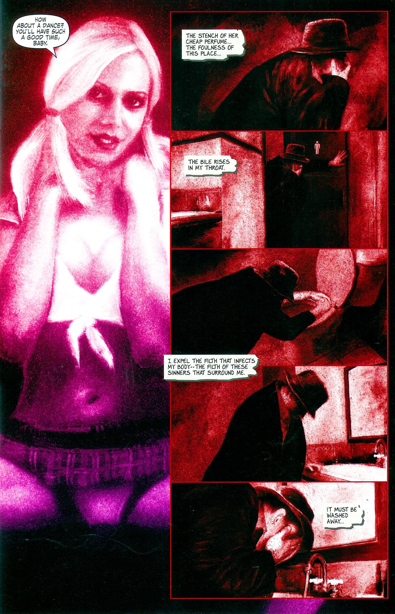 Read online Se7en comic -  Issue #4 - 11