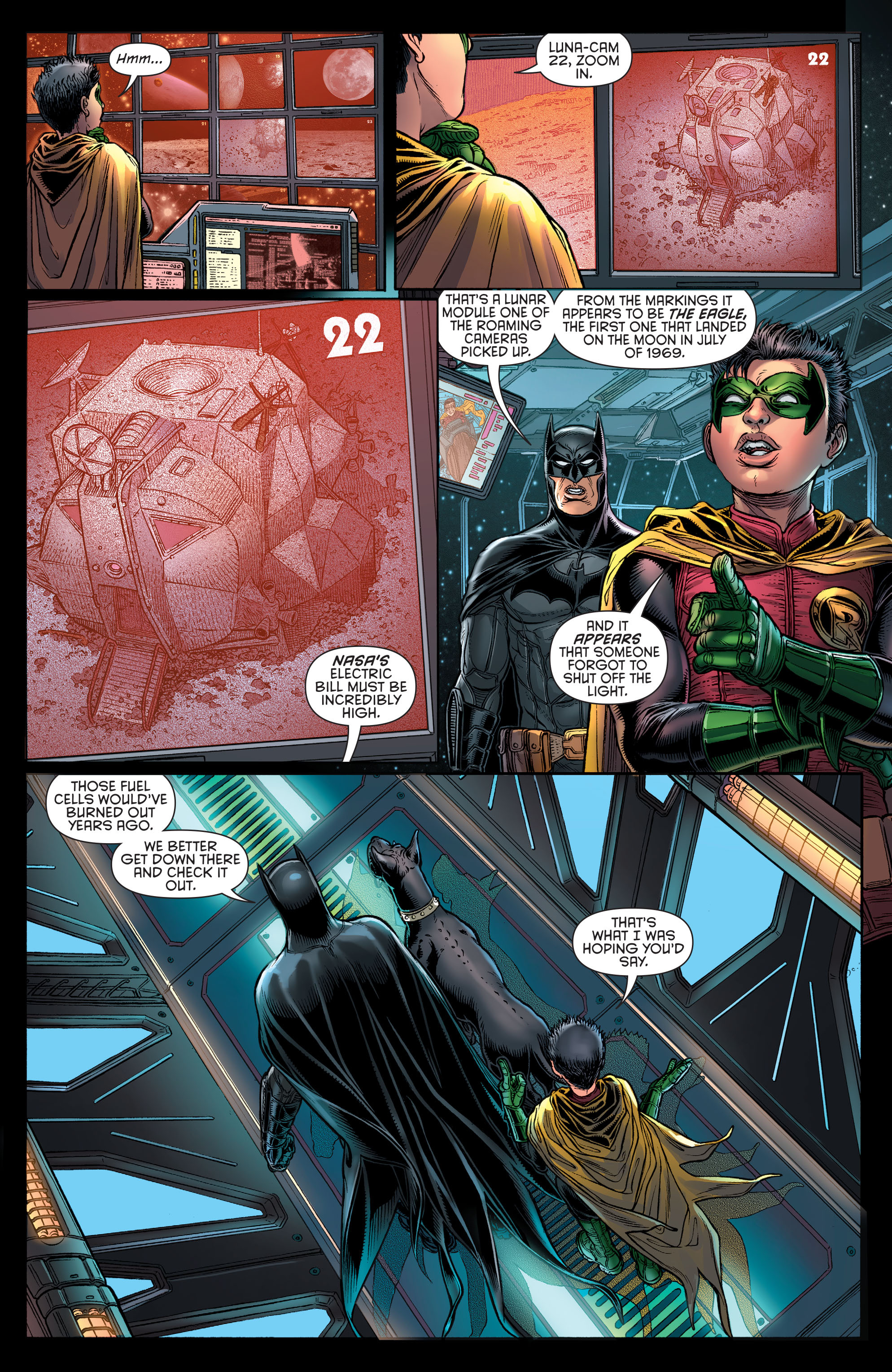 Read online Batman and Robin (2011) comic -  Issue # Annual 3 - 7