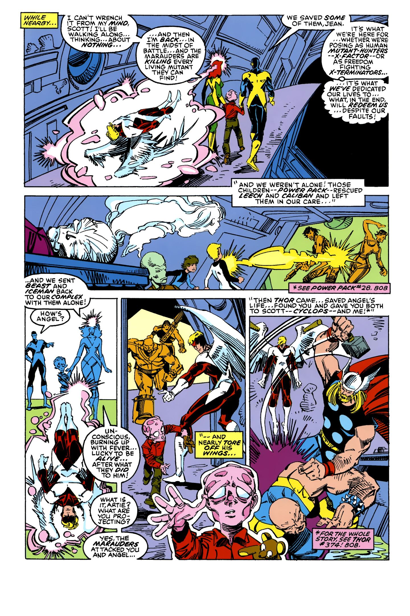 Read online X-Factor (1986) comic -  Issue #11 - 5