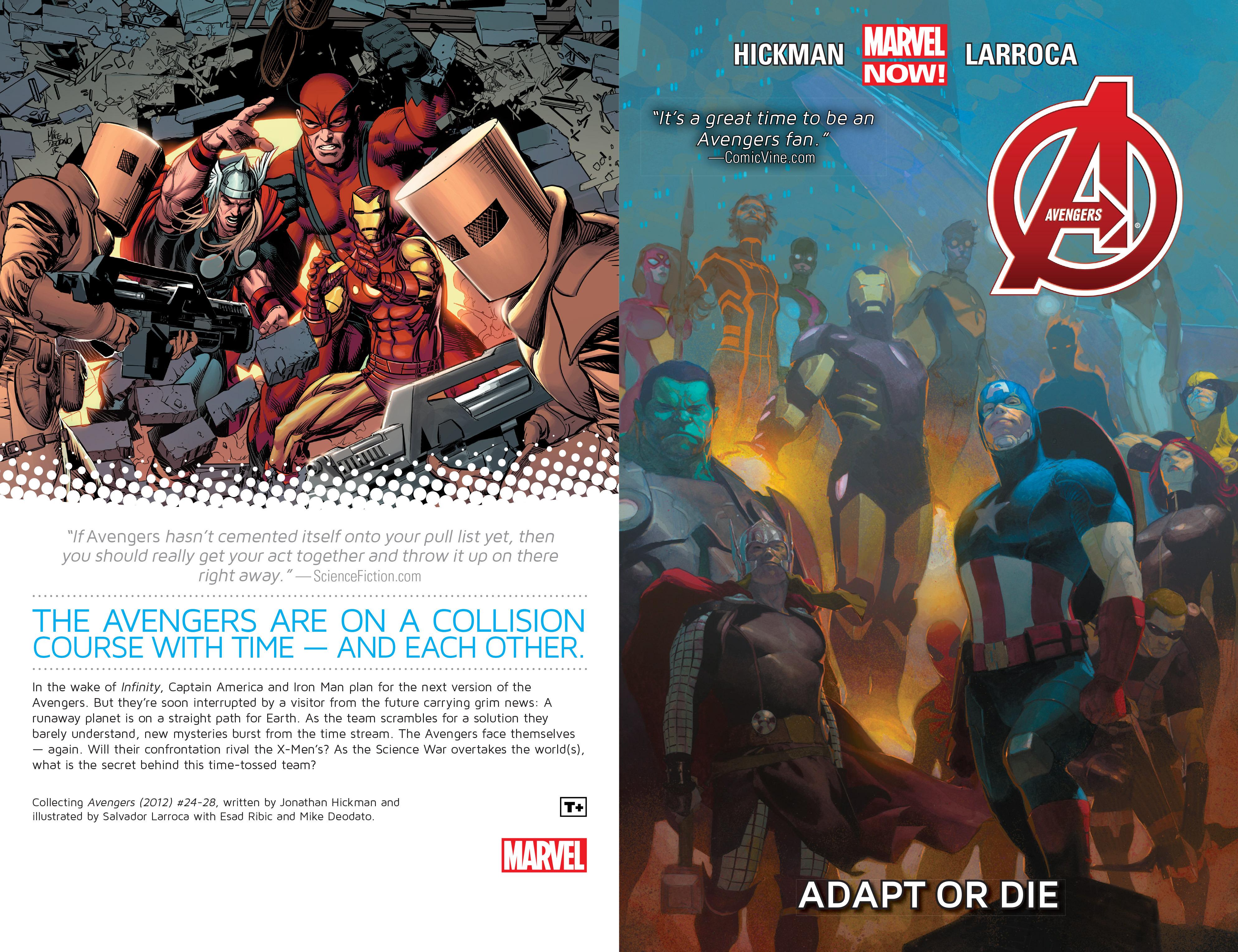 Read online Avengers (2013) comic -  Issue #Avengers (2013) _TPB 5 - 2