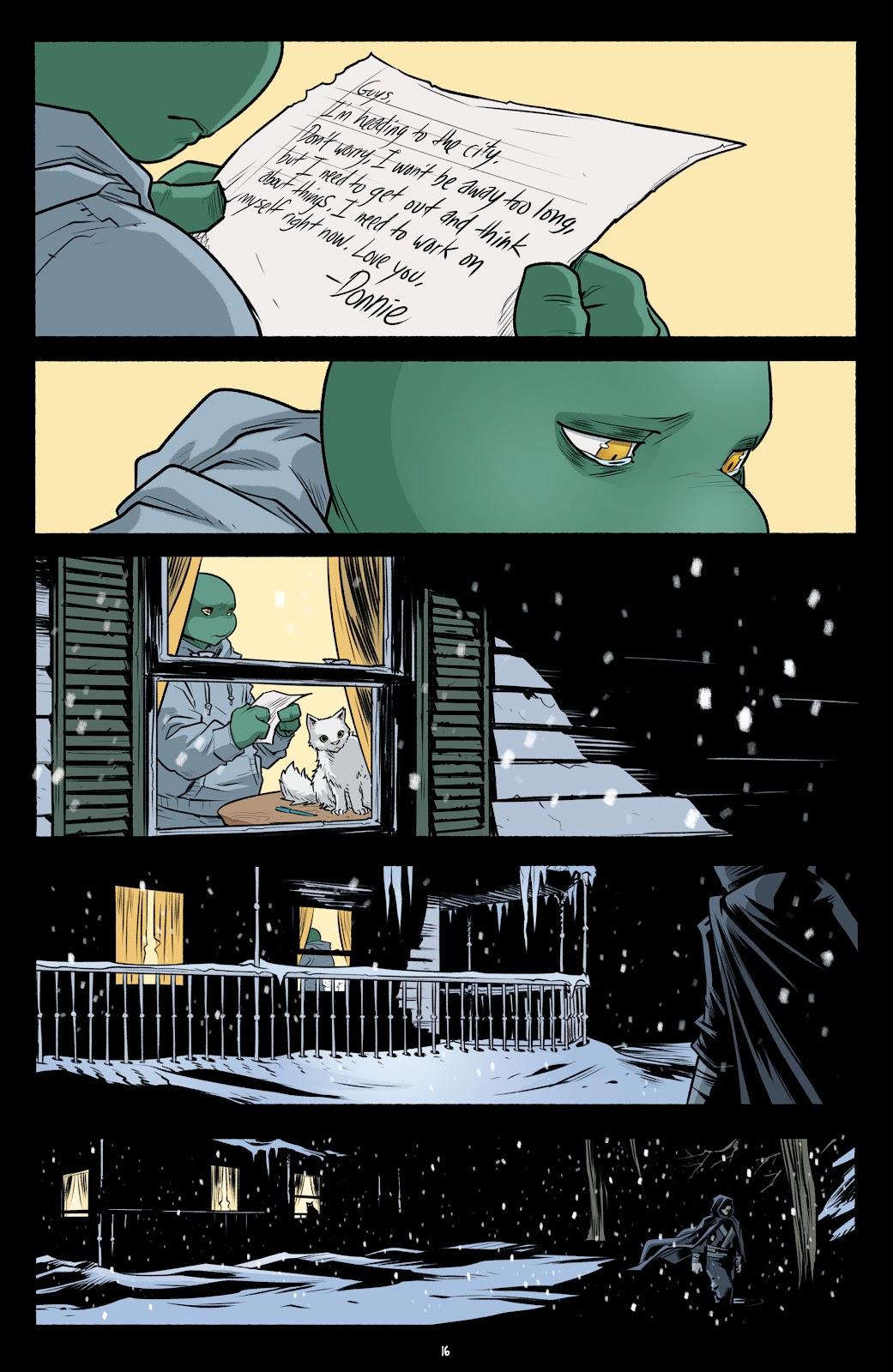 Read online Teenage Mutant Ninja Turtles (2011) comic -  Issue #102 - 18