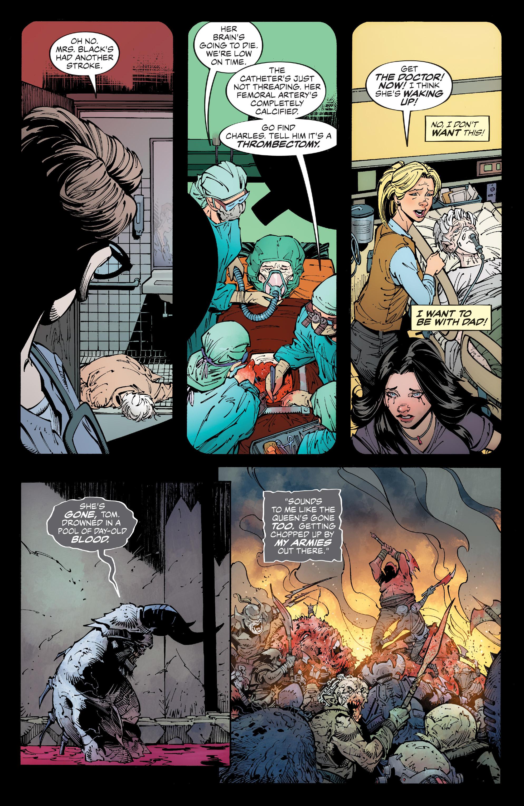 Read online Reborn comic -  Issue #6 - 22