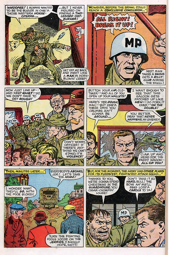 Read online Sgt. Fury comic -  Issue # _Special 4 - 10