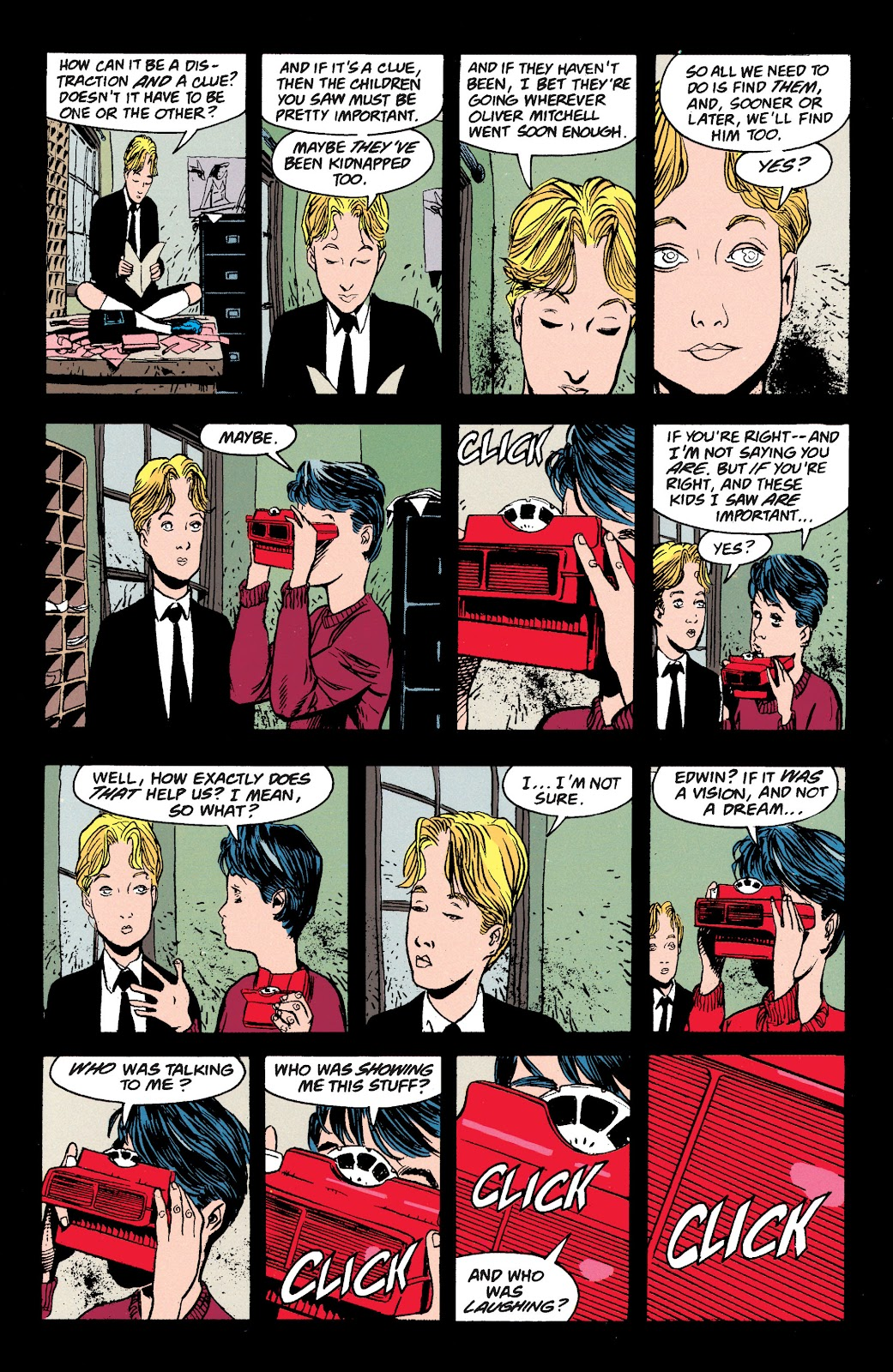 Read online The Children's Crusade comic -  Issue # _TPB (Part 1) - 46
