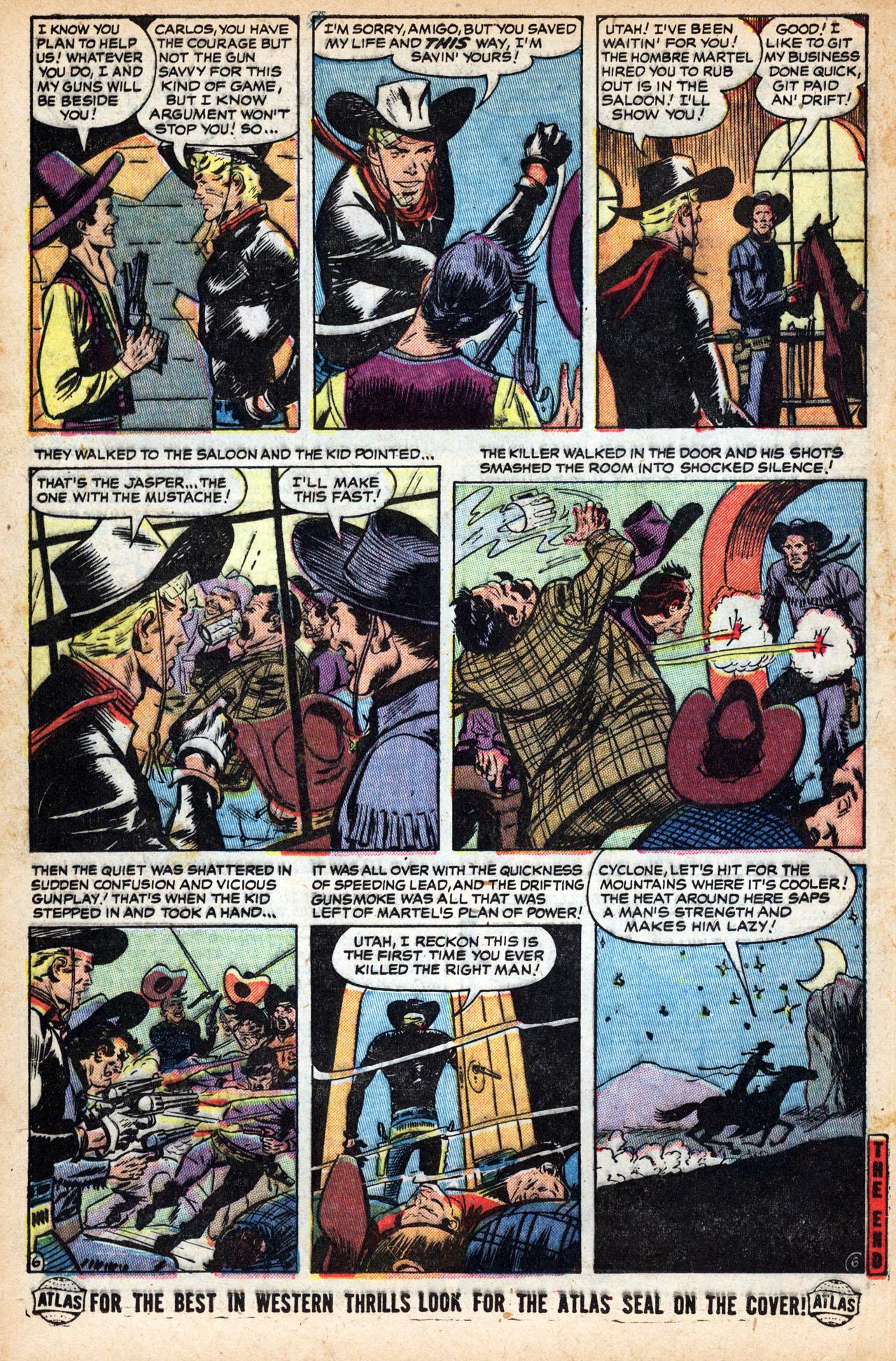 Read online Two-Gun Kid comic -  Issue #19 - 16