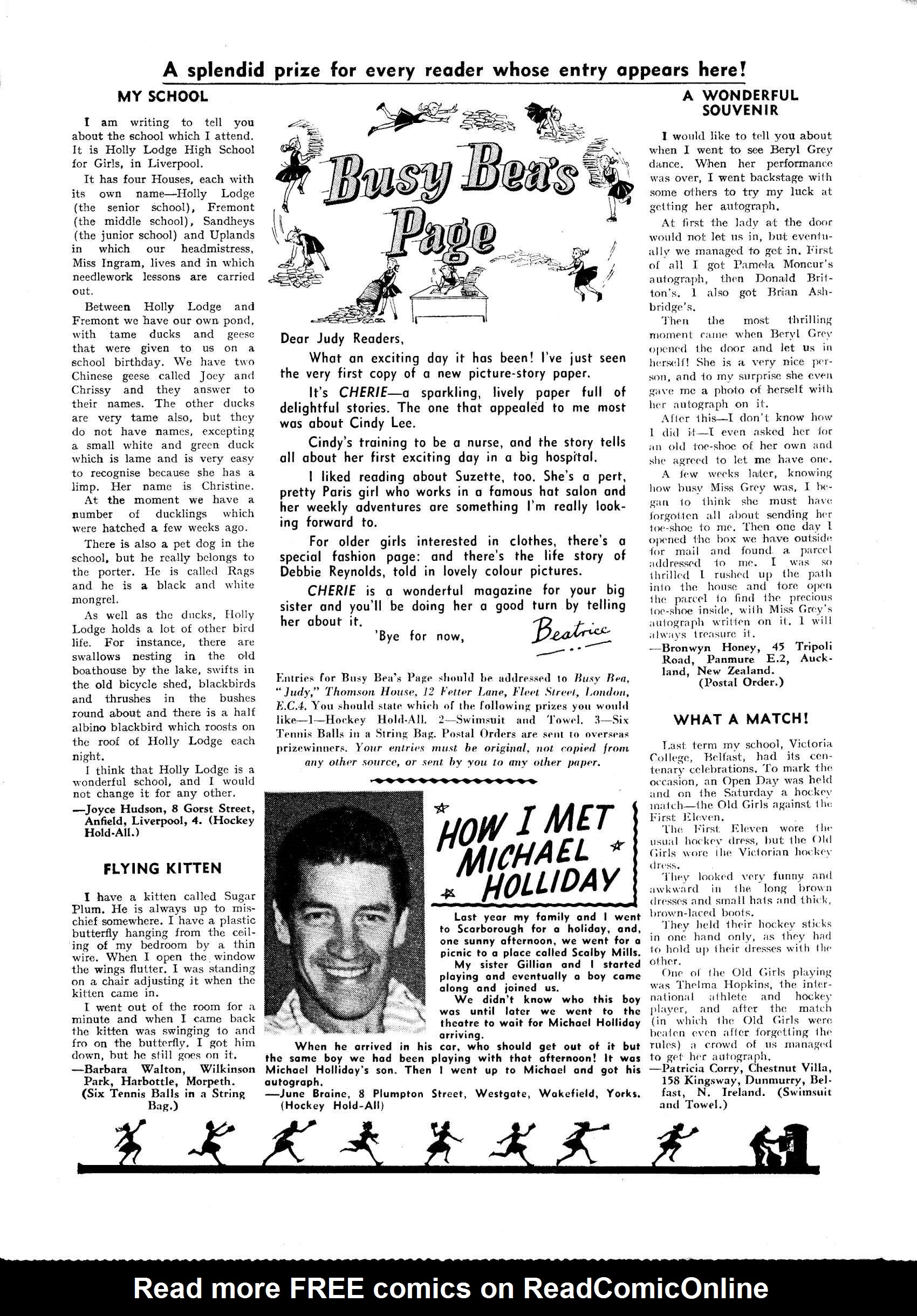 Read online Judy comic -  Issue #38 - 8