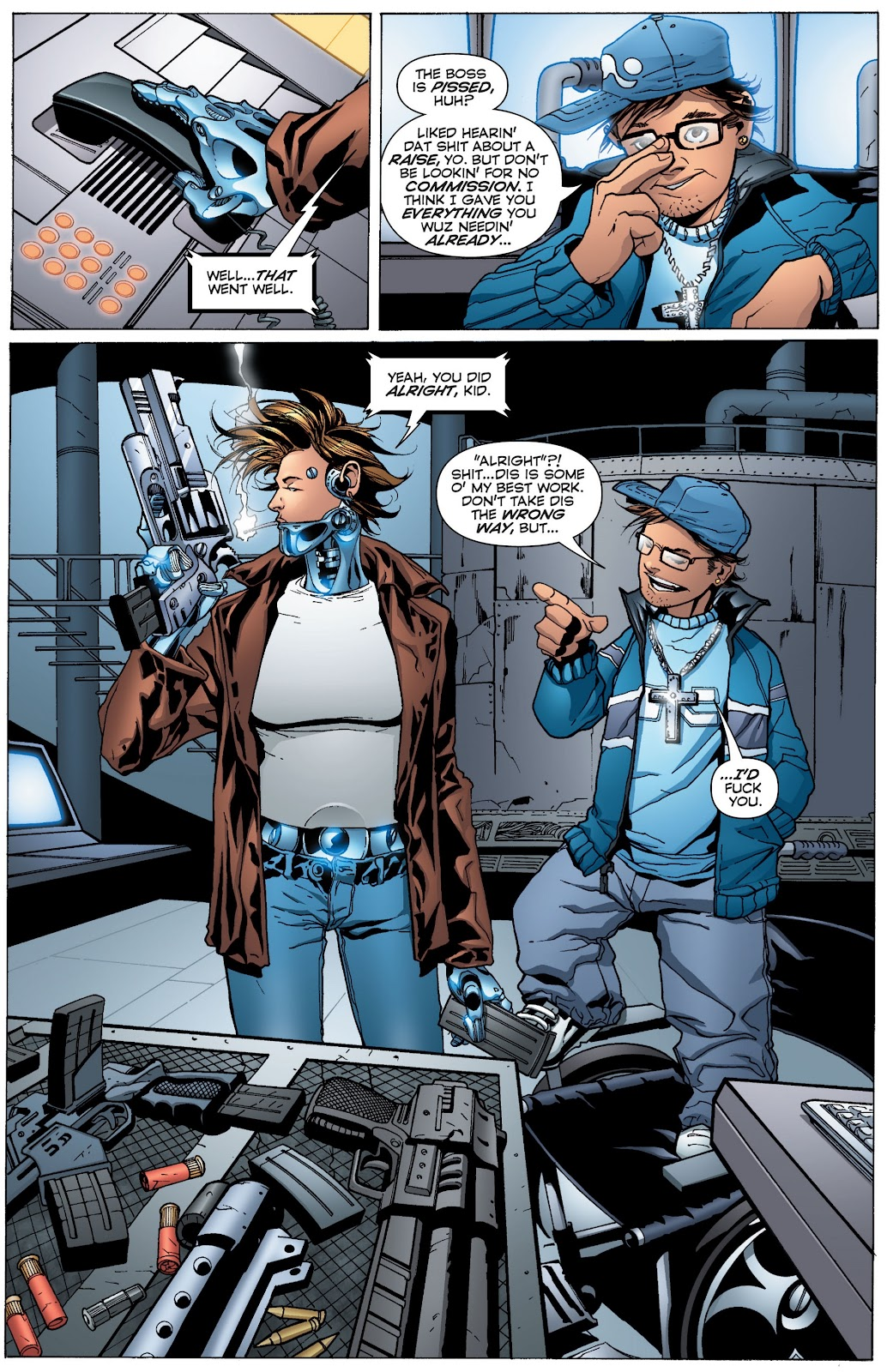 Wildcats Version 3.0 Issue #16 #16 - English 13