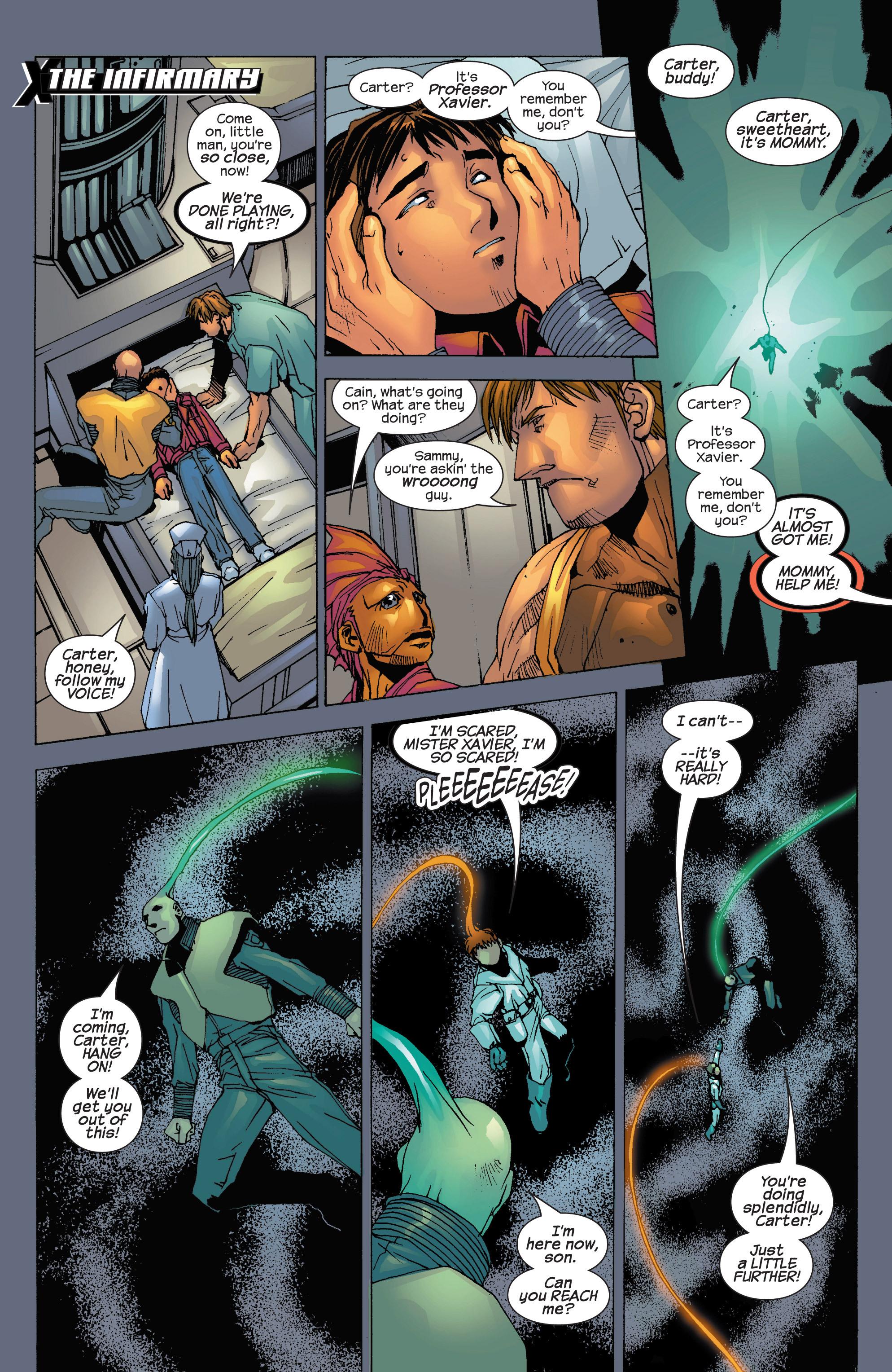 Read online Uncanny X-Men (1963) comic -  Issue #419 - 17