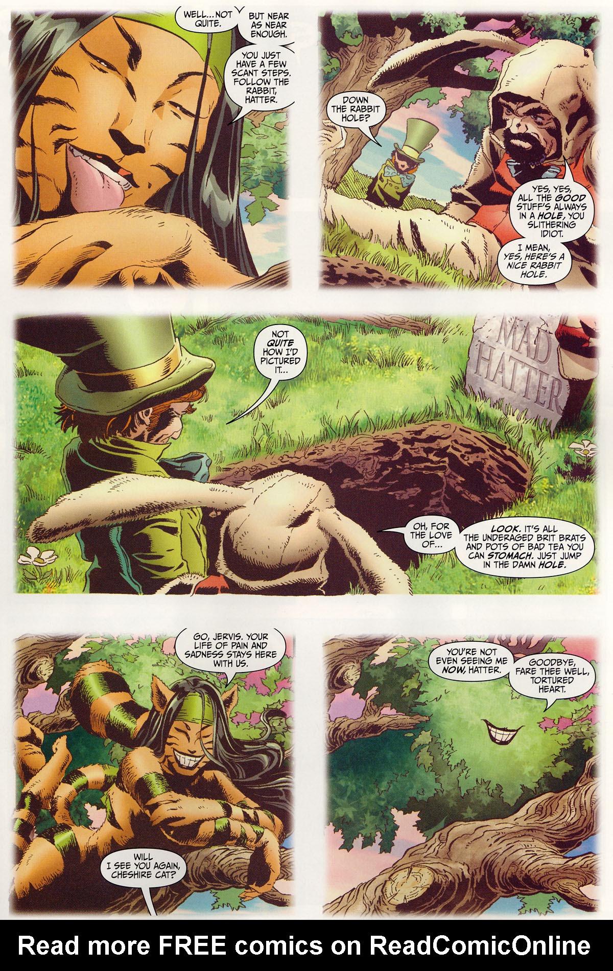 Read online Secret Six (2006) comic -  Issue #6 - 4