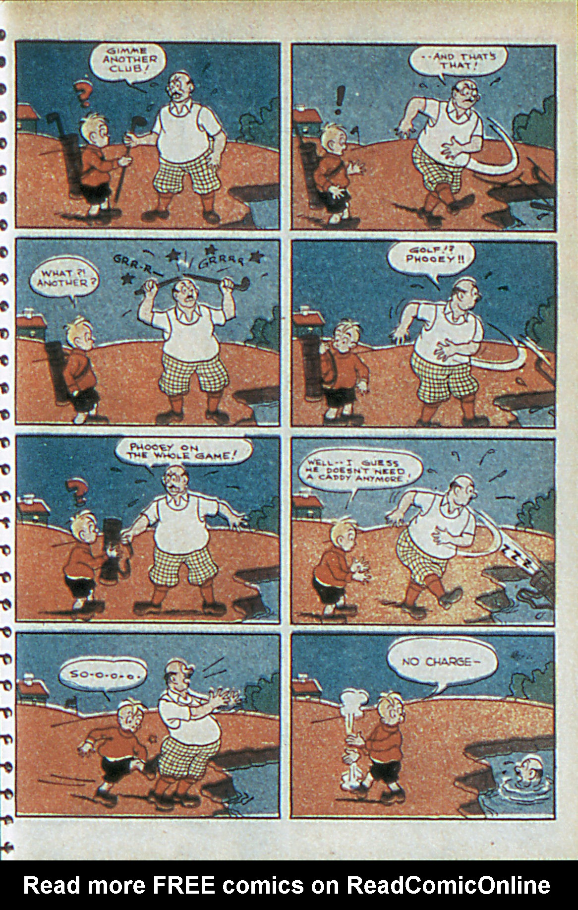 Read online Adventure Comics (1938) comic -  Issue #55 - 40