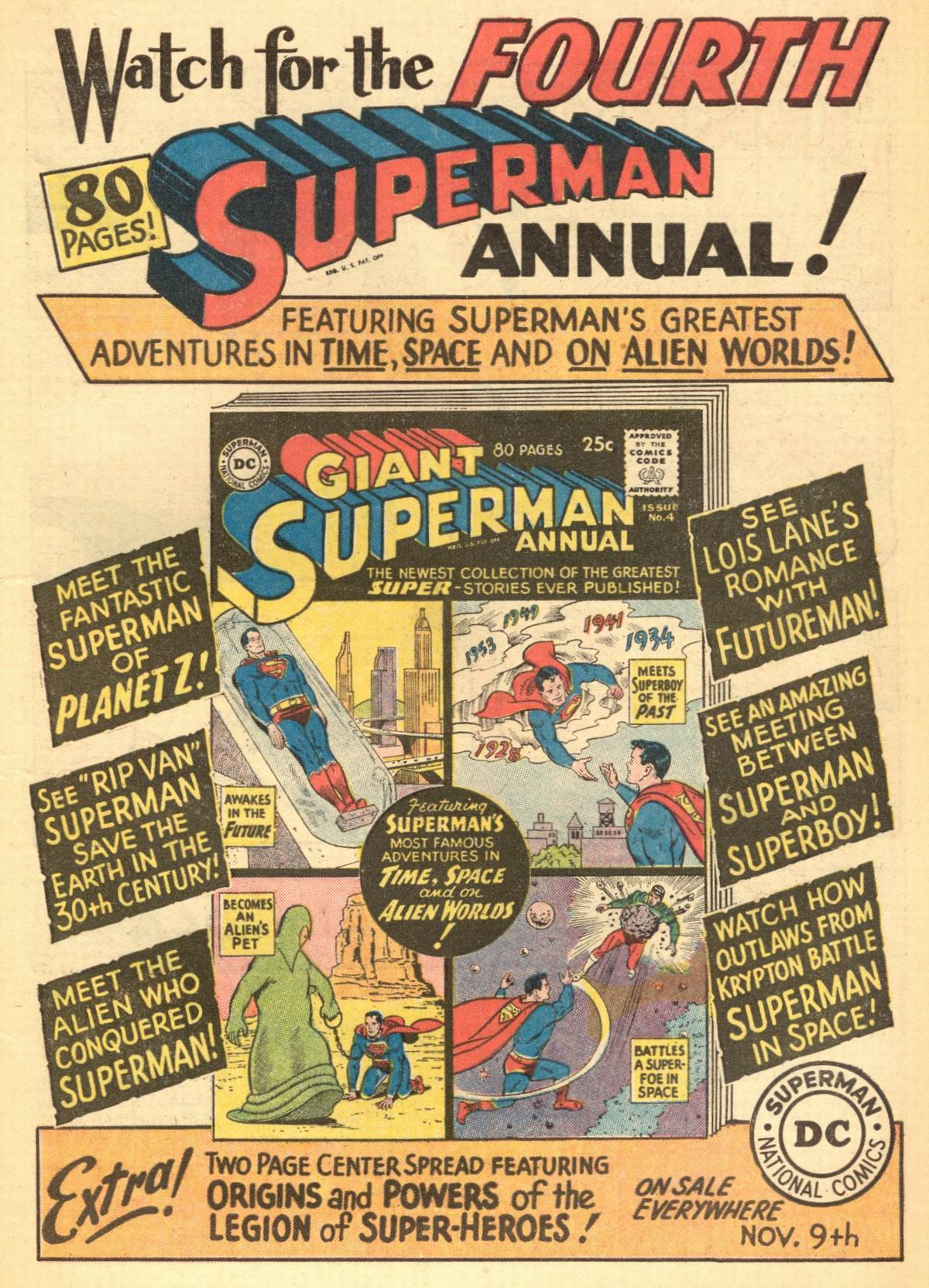 Read online Action Comics (1938) comic -  Issue #284 - 19