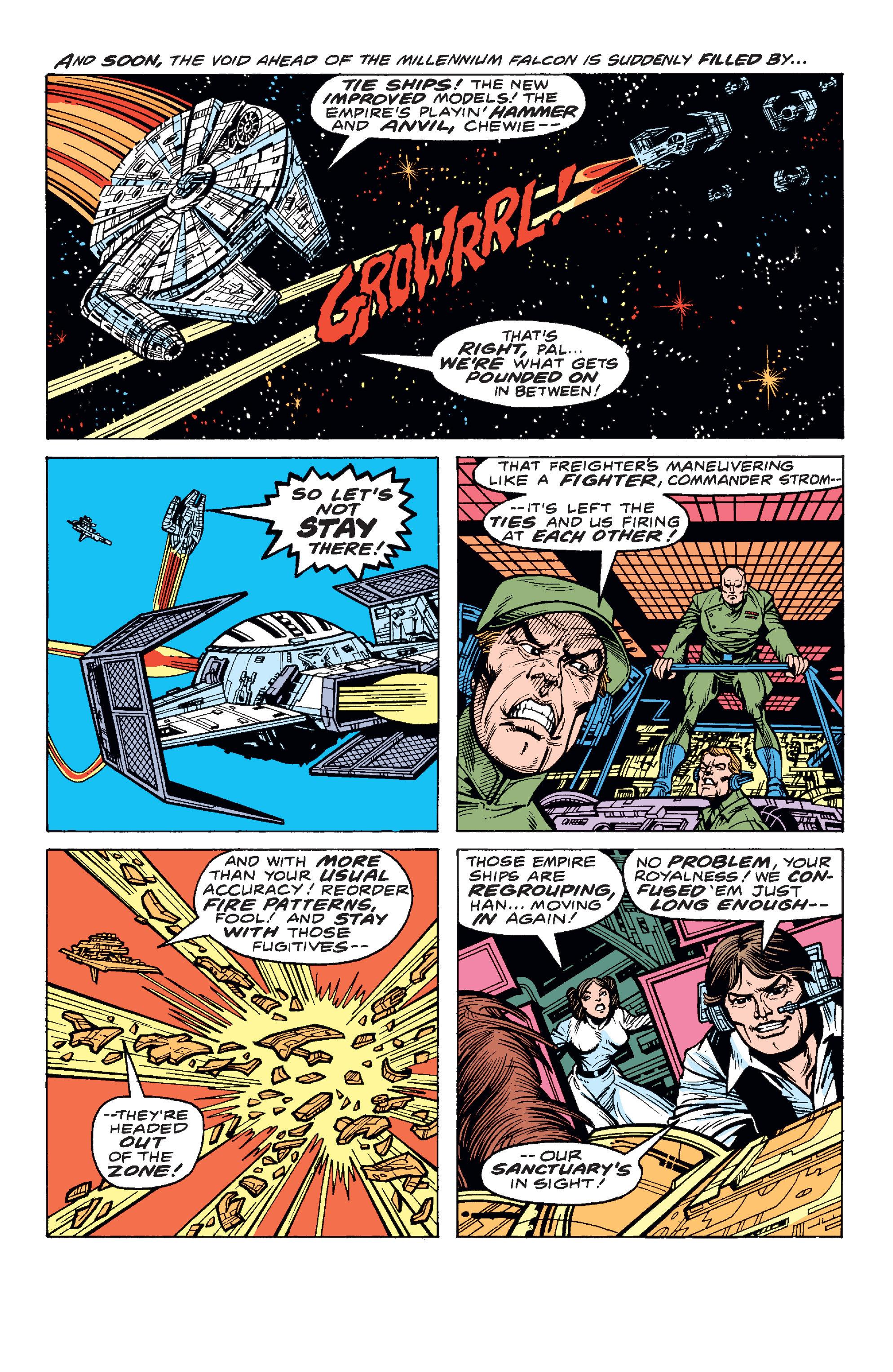 Read online Star Wars Omnibus comic -  Issue # Vol. 13 - 323