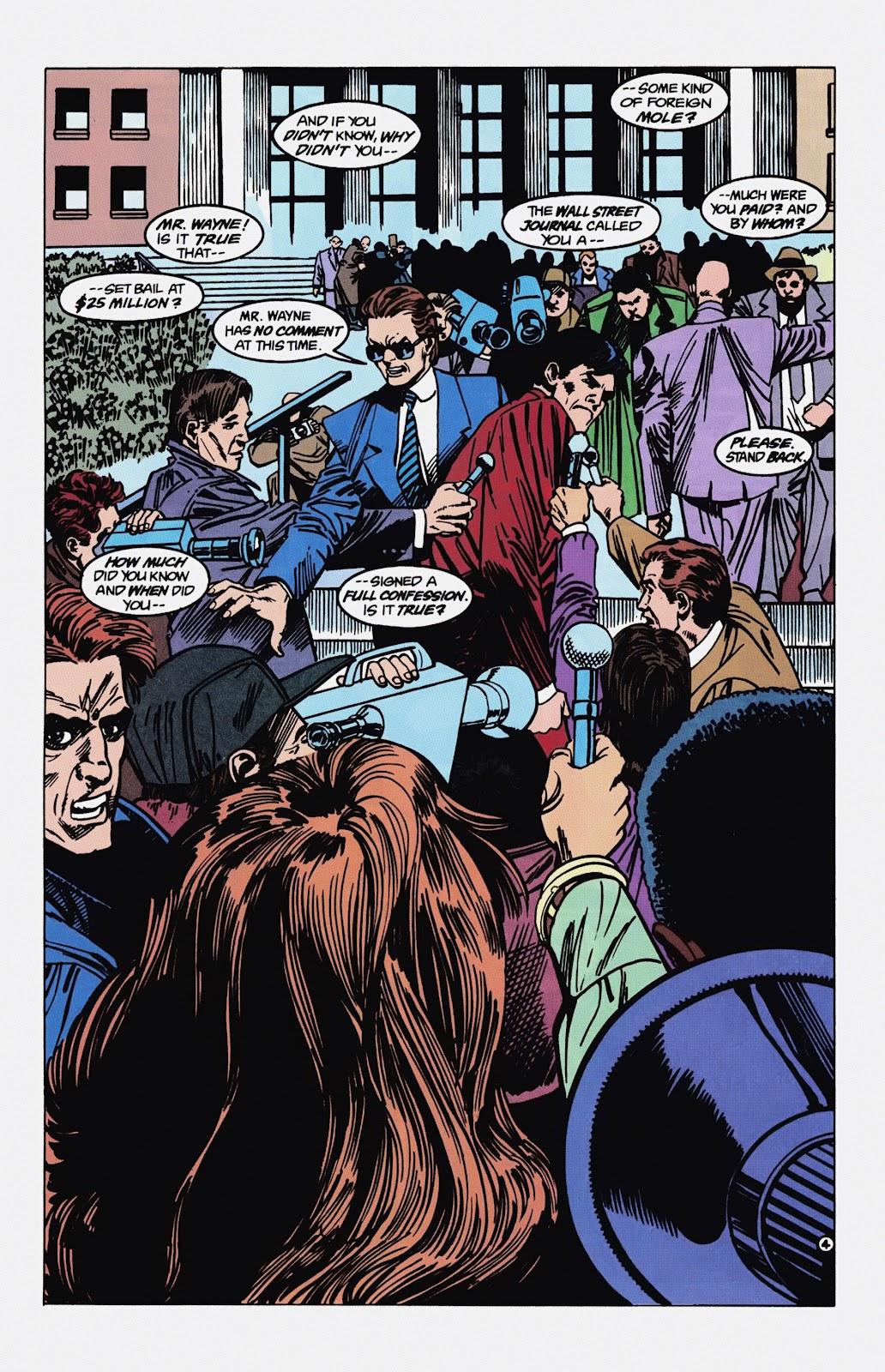Read online Detective Comics (1937) comic -  Issue # _TPB Batman - Blind Justice (Part 1) - 69