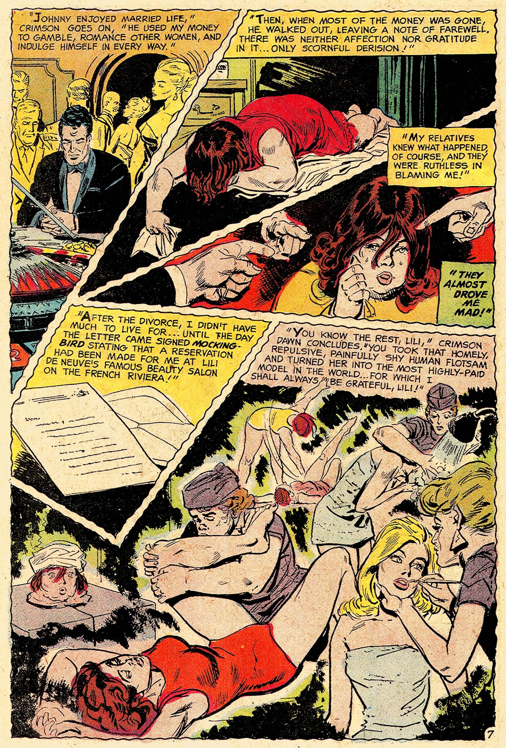 Read online Secret Six (1968) comic -  Issue #5 - 10