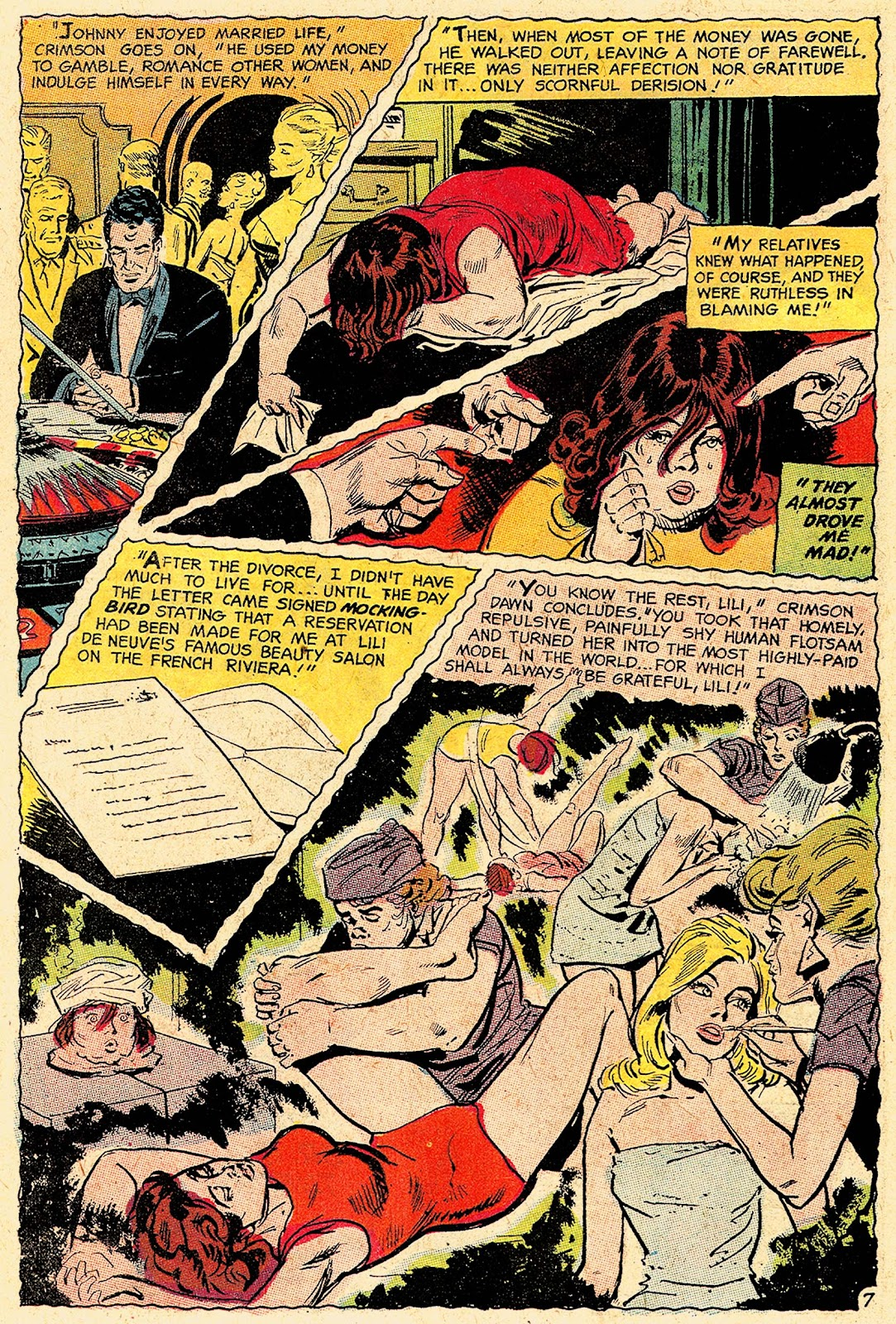 Secret Six (1968) issue 5 - Page 10