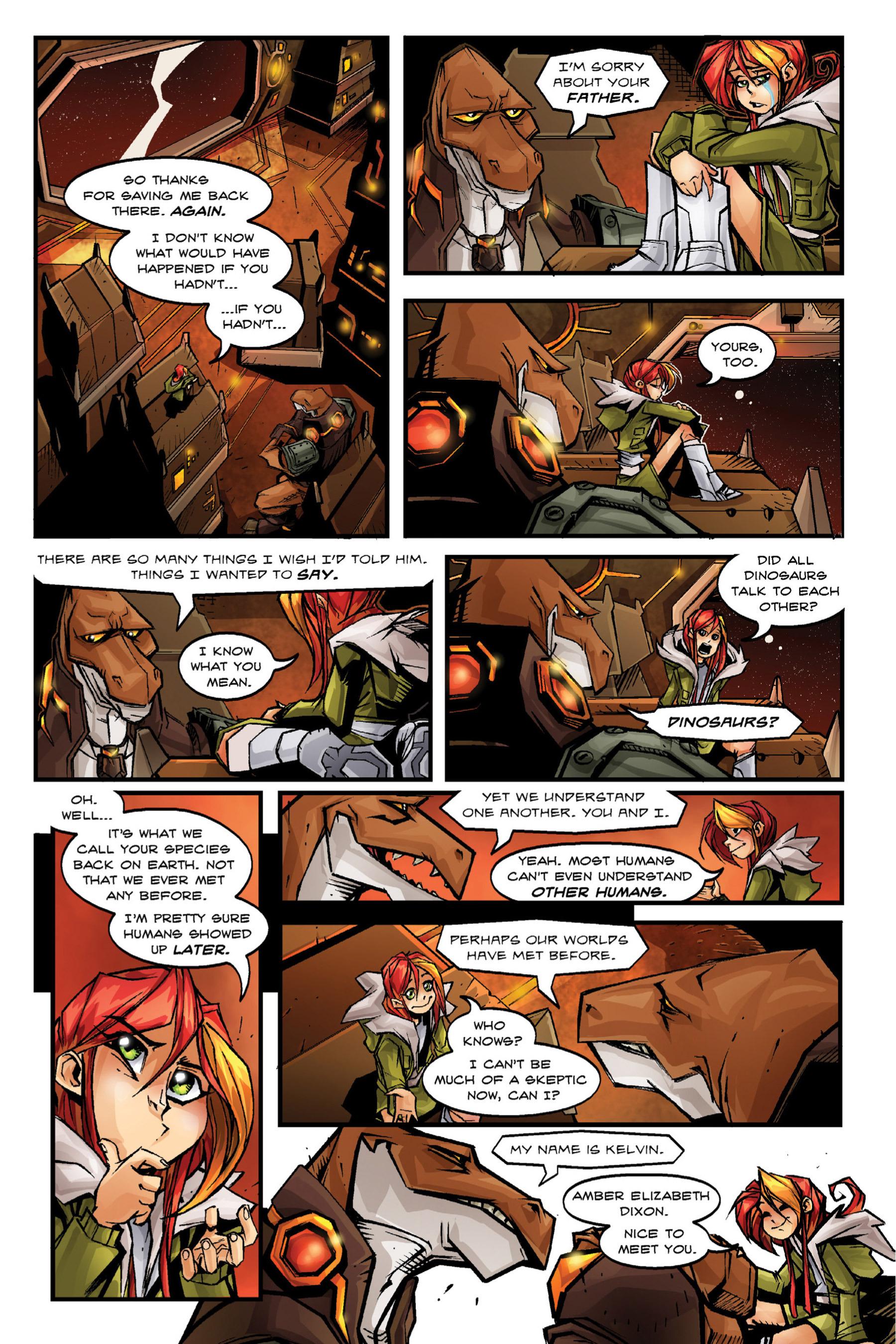 Read online Rexodus comic -  Issue # Full - 44