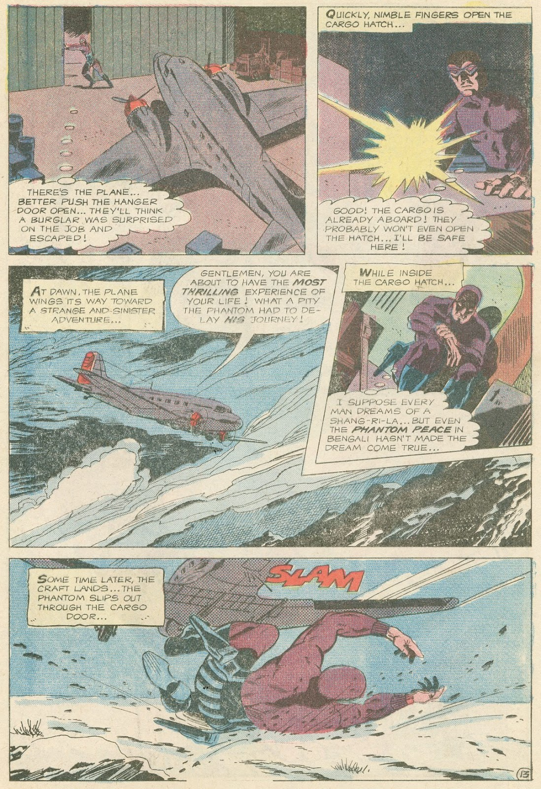 The Phantom (1969) issue 31 - Page 14
