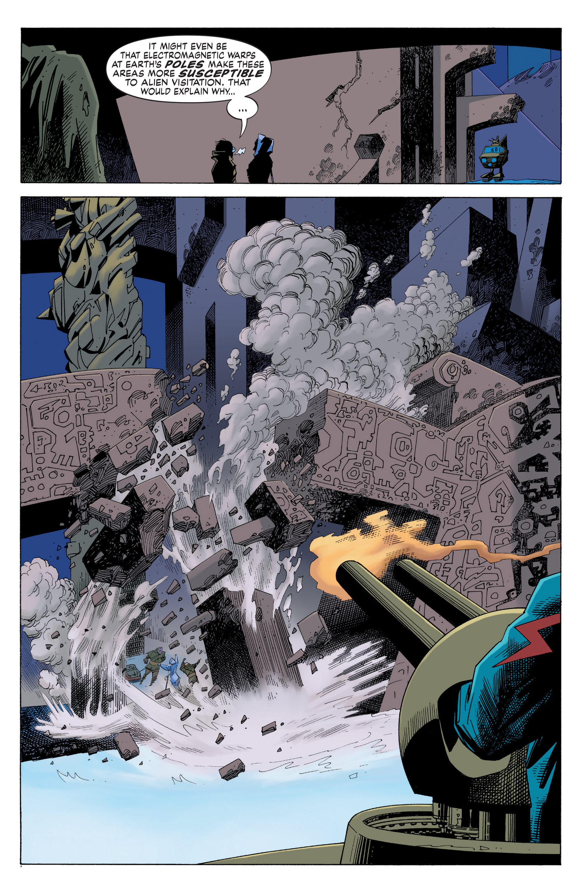 Read online Nemo: Heart of Ice comic -  Issue # Full - 38