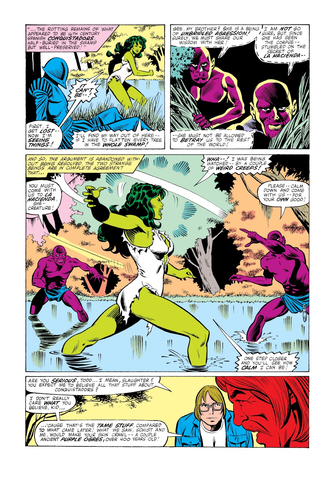 Marvel Masterworks: The Savage She-Hulk issue TPB_1_(Part_2) - Page 33