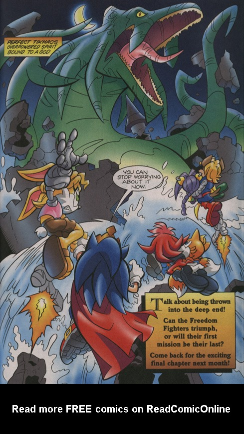 Read online Sonic Universe comic -  Issue #7 - 23