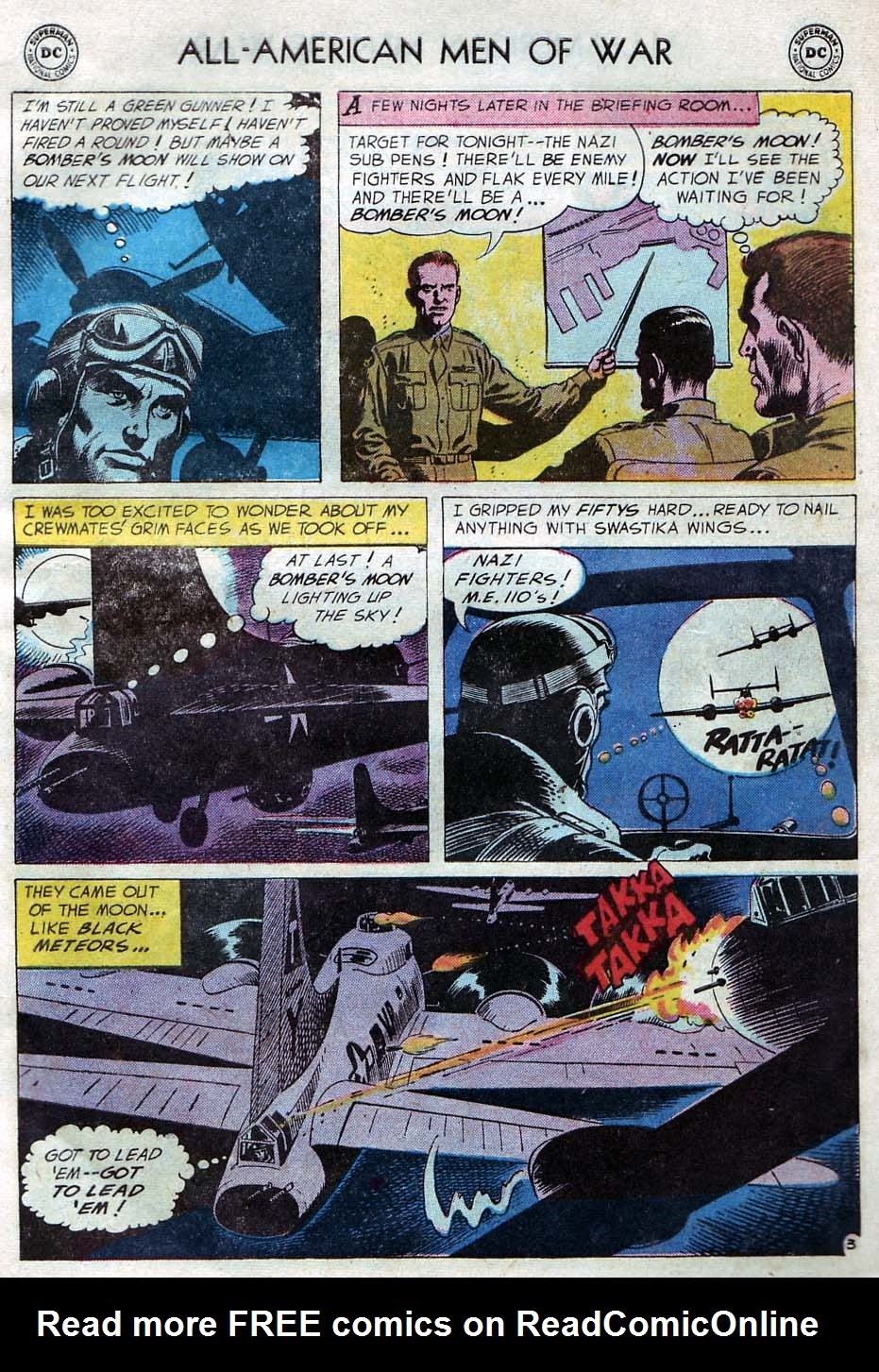 All-American Men of War issue 51 - Page 5