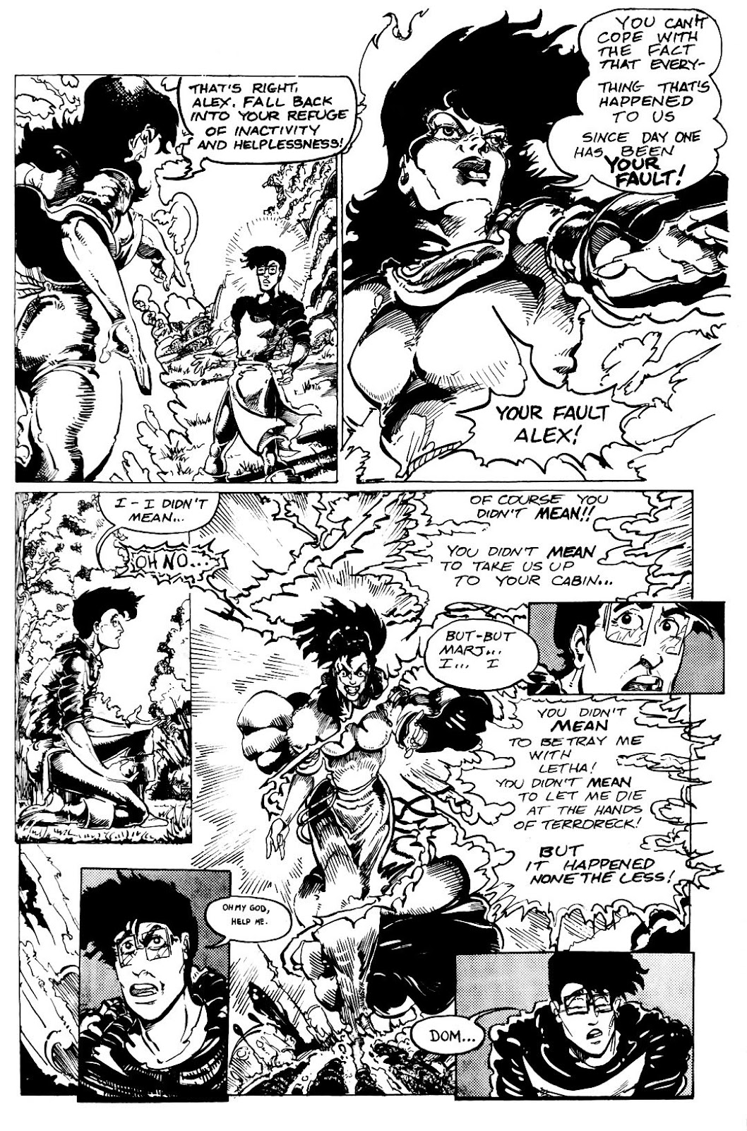 The Realm (1986) issue 17 - Page 4