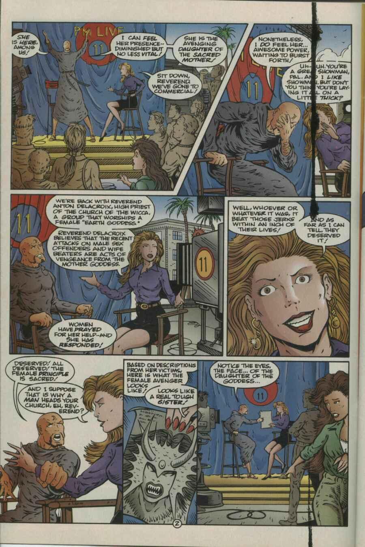 Read online Ultraverse Premiere comic -  Issue #2 - 10