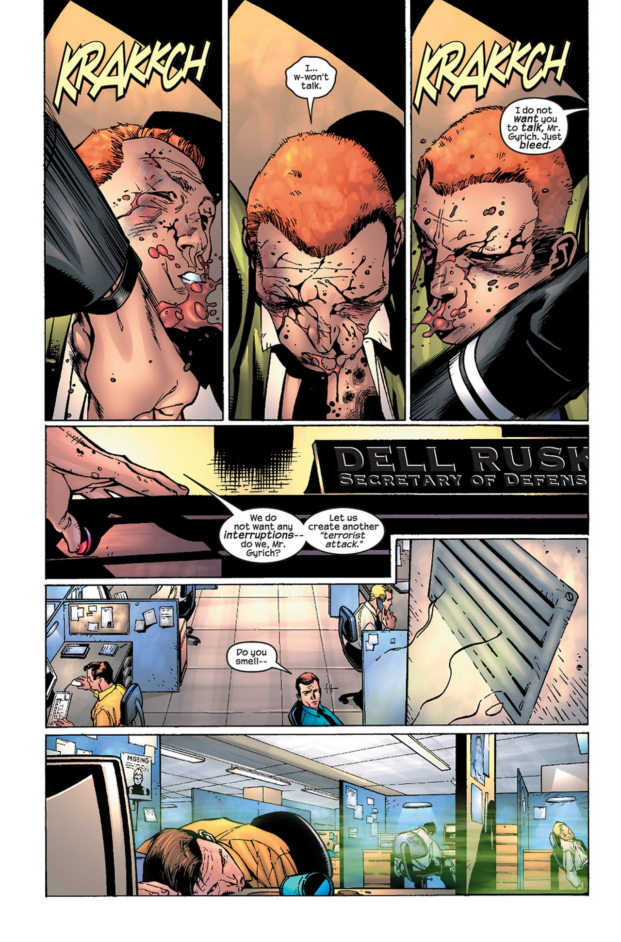 Read online Avengers (1998) comic -  Issue #69 - 10