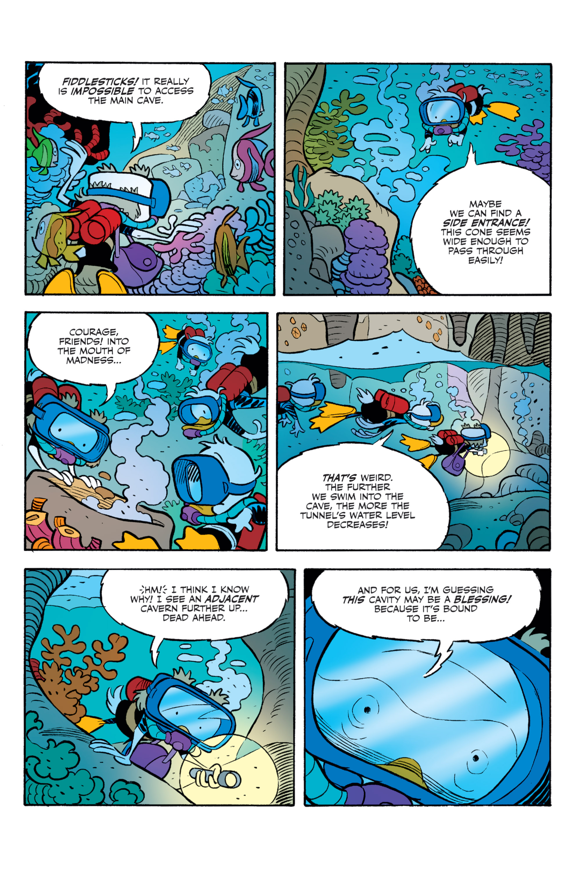 Read online Donald Duck (2015) comic -  Issue #21 - 8