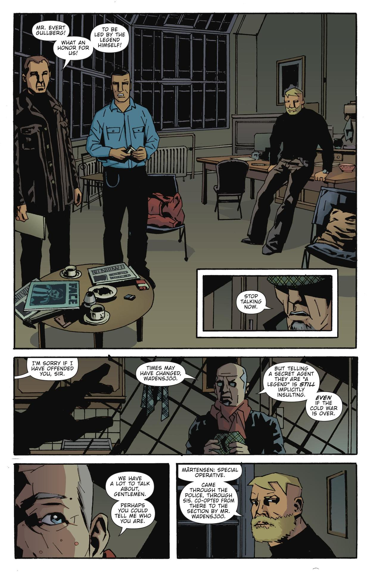 Read online The Girl Who Kicked The Hornet's Nest comic -  Issue # TPB - 77