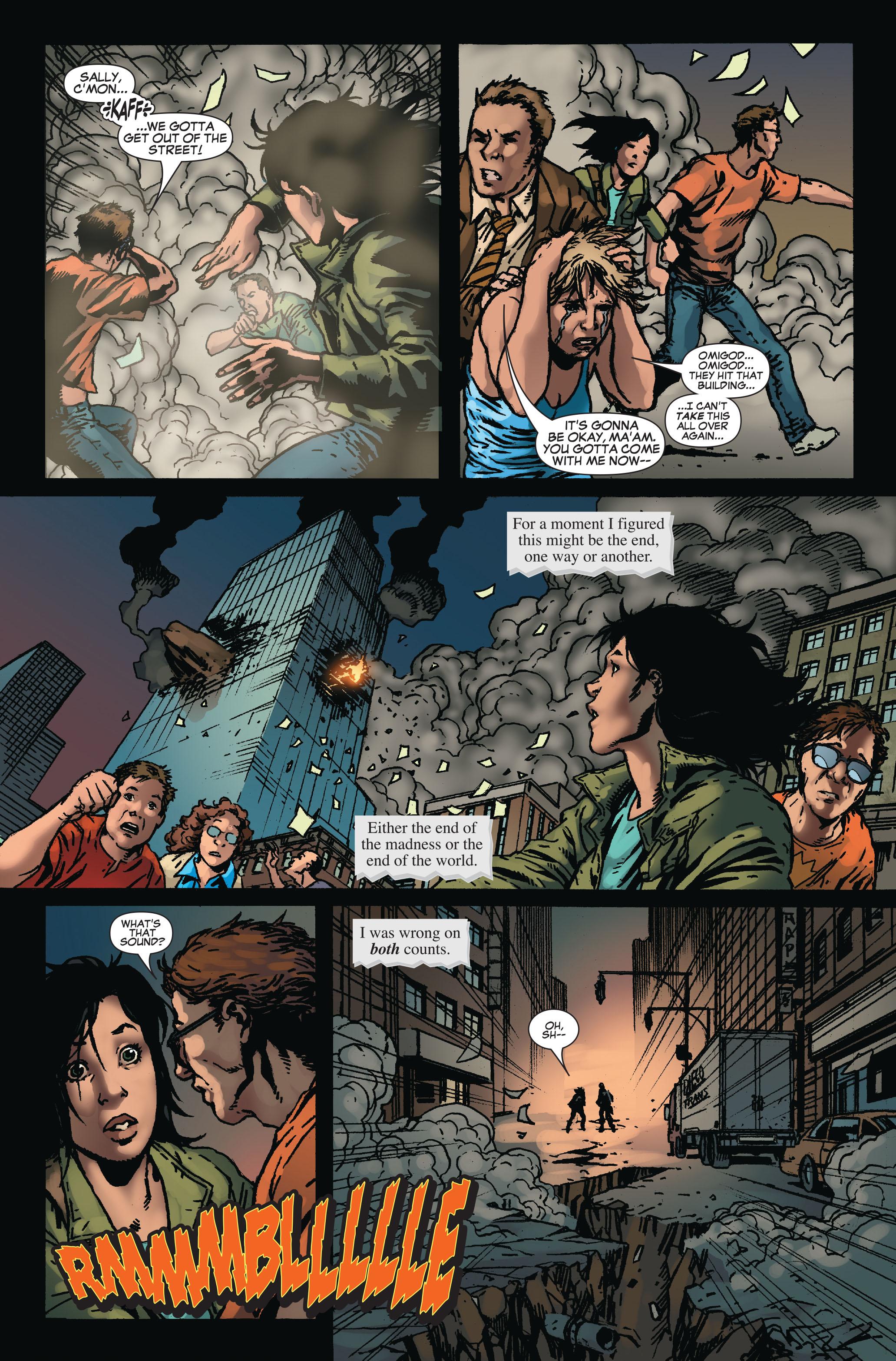 Read online World War Hulk: Front Line comic -  Issue #6 - 8