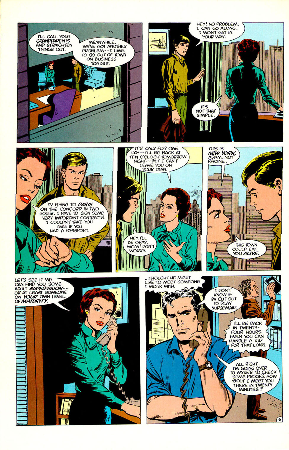 Jon Sable, Freelance issue 51 - Page 8