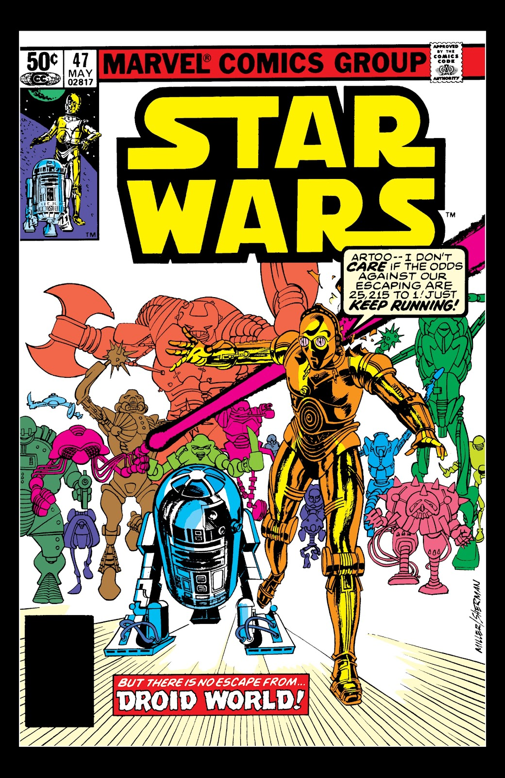 Read online Star Wars Legends: The Original Marvel Years - Epic Collection comic -  Issue # TPB 3 (Part 2) - 59
