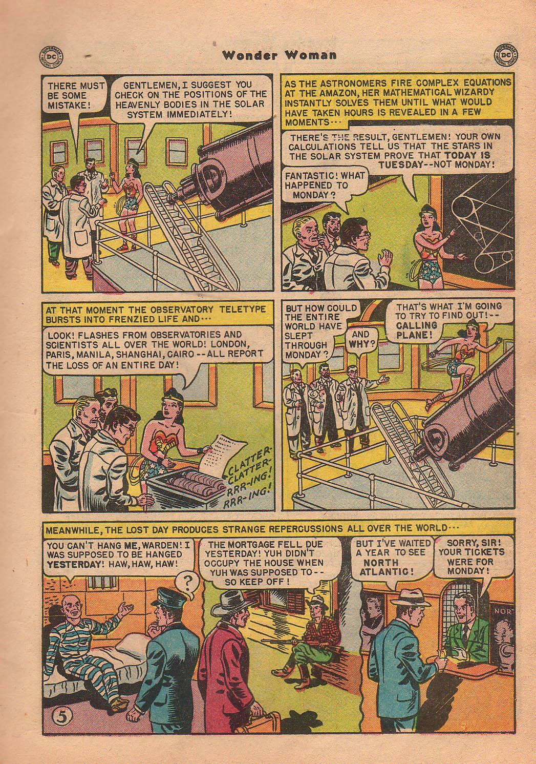 Read online Wonder Woman (1942) comic -  Issue #42 - 22