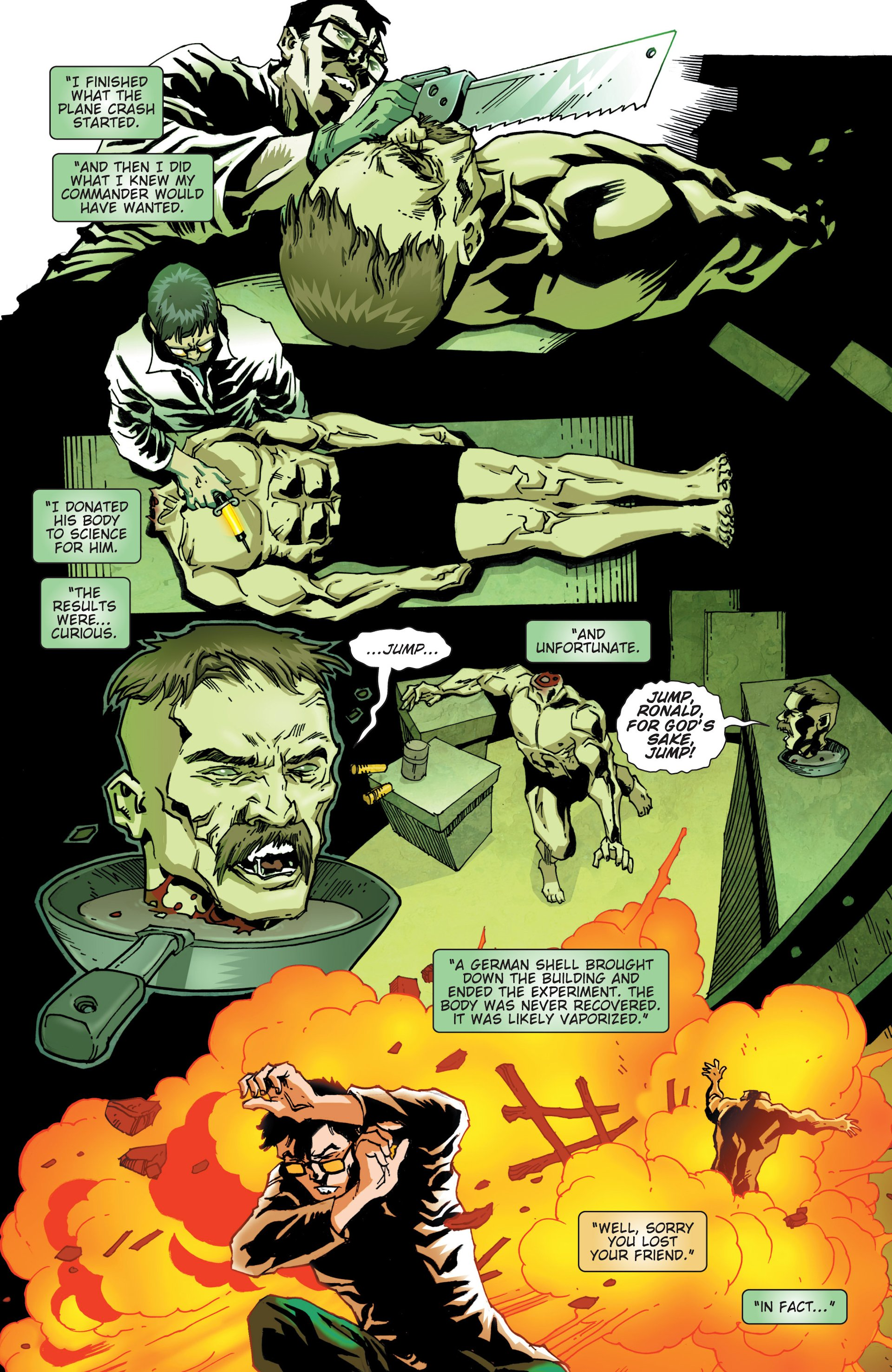 Read online Army of Darkness/Reanimator comic -  Issue #Army of Darkness/Reanimator Full - 16