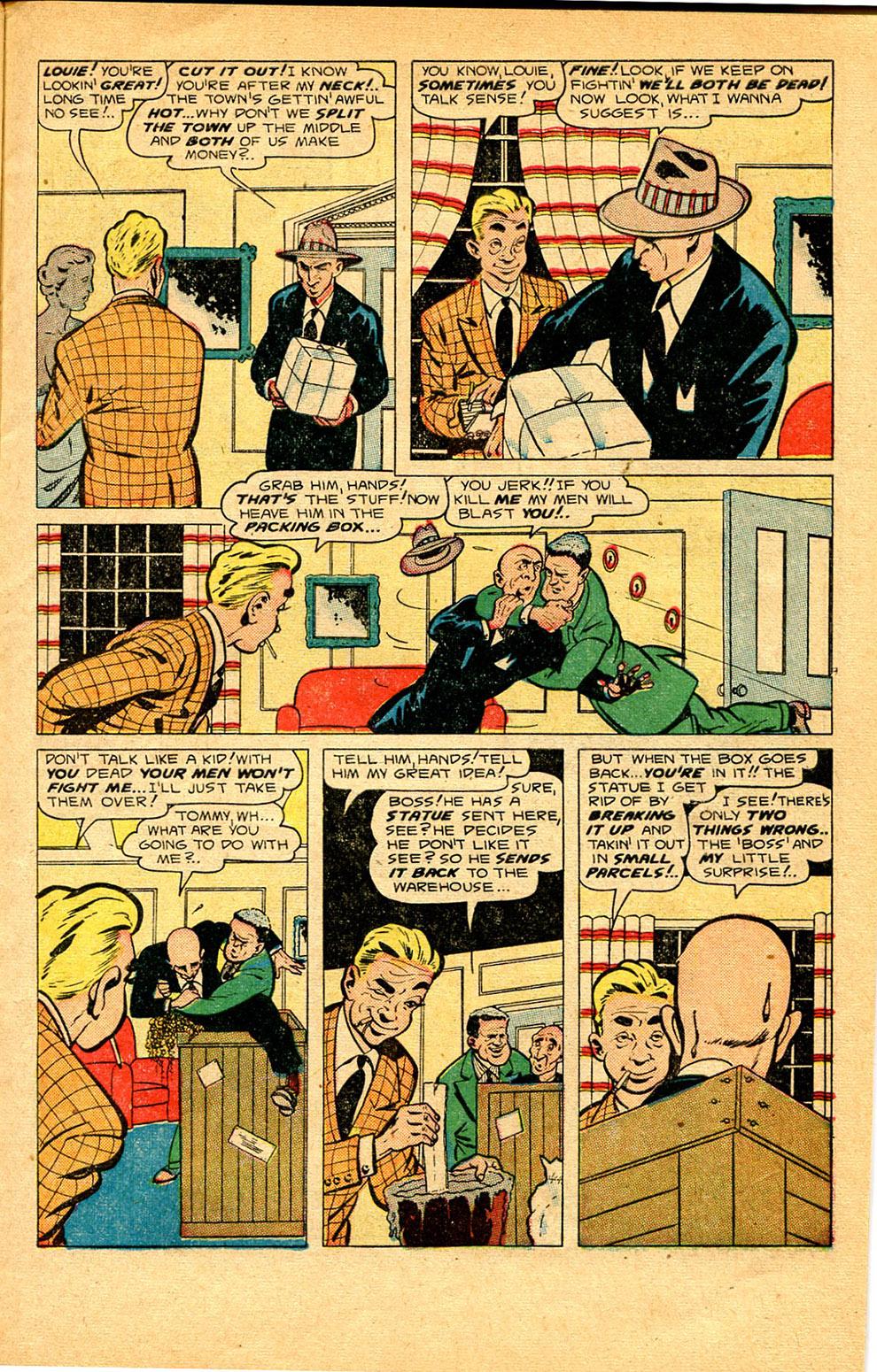 Read online Shadow Comics comic -  Issue #97 - 7