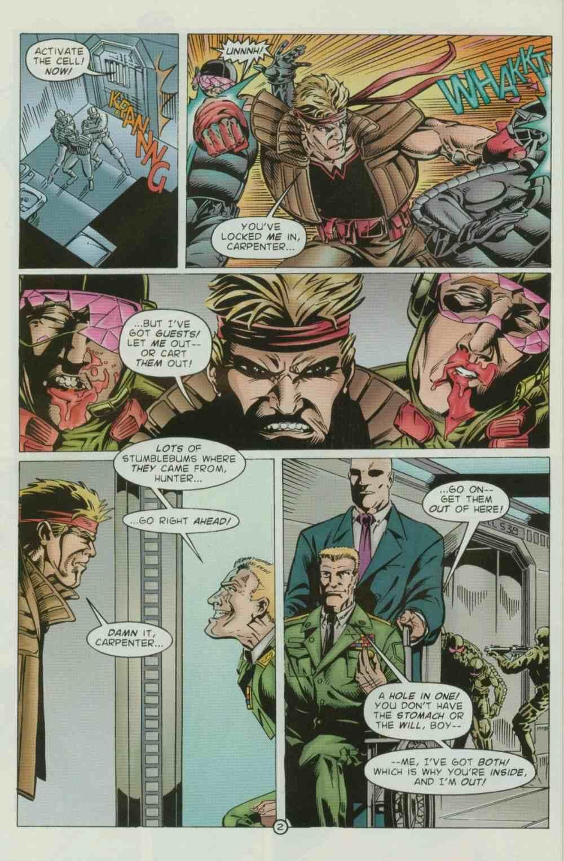 Read online Ultraverse Premiere comic -  Issue #8 - 32