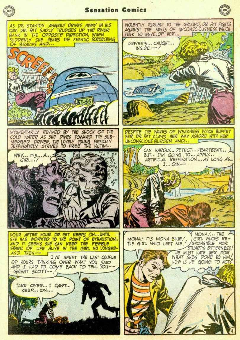 Read online Sensation (Mystery) Comics comic -  Issue #98 - 25