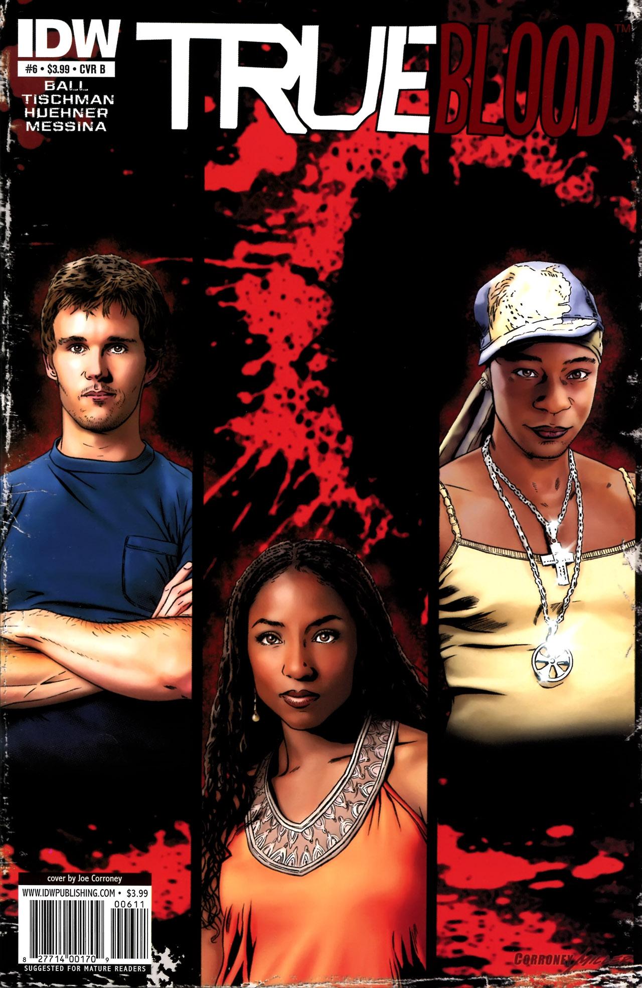 Read online True Blood (2010) comic -  Issue #6 - 2